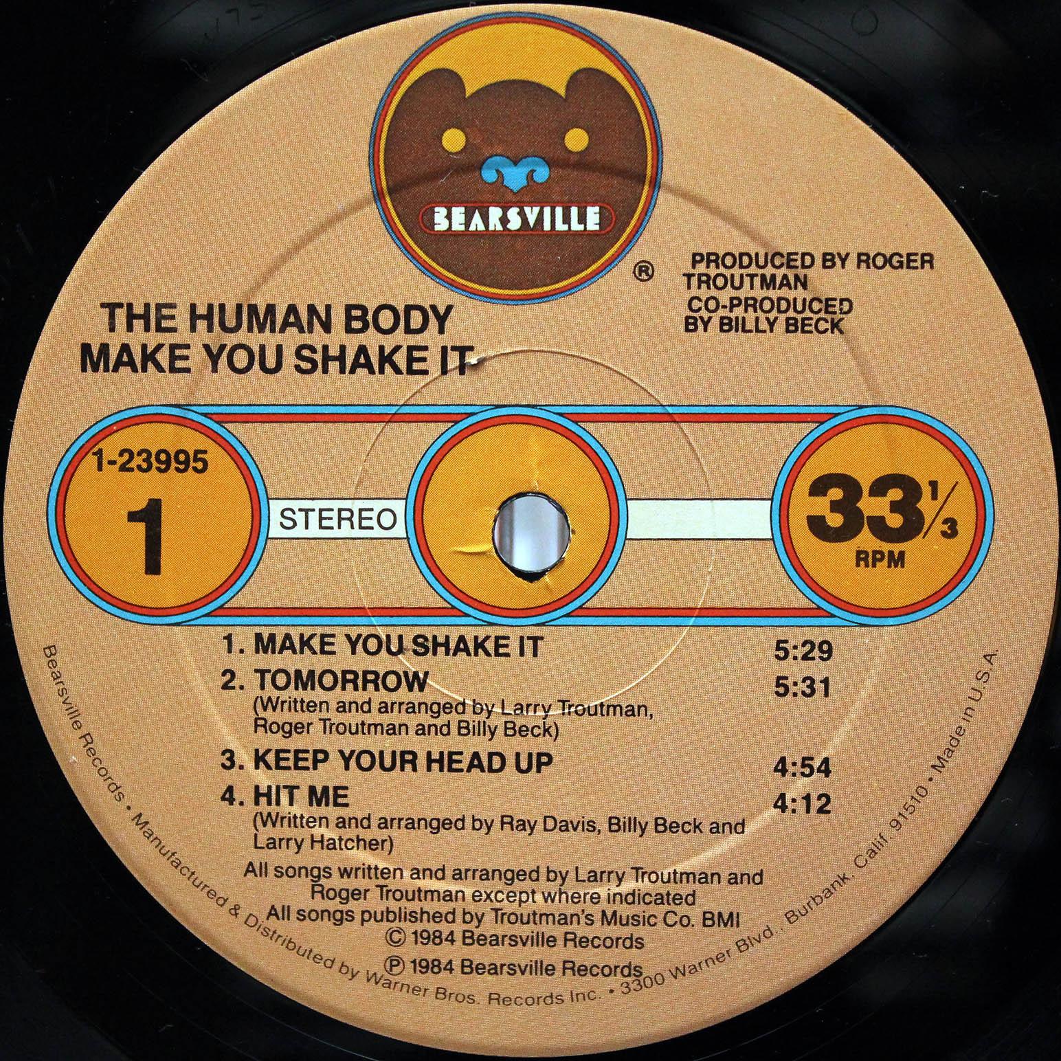 Human Body Make You Shake It 03