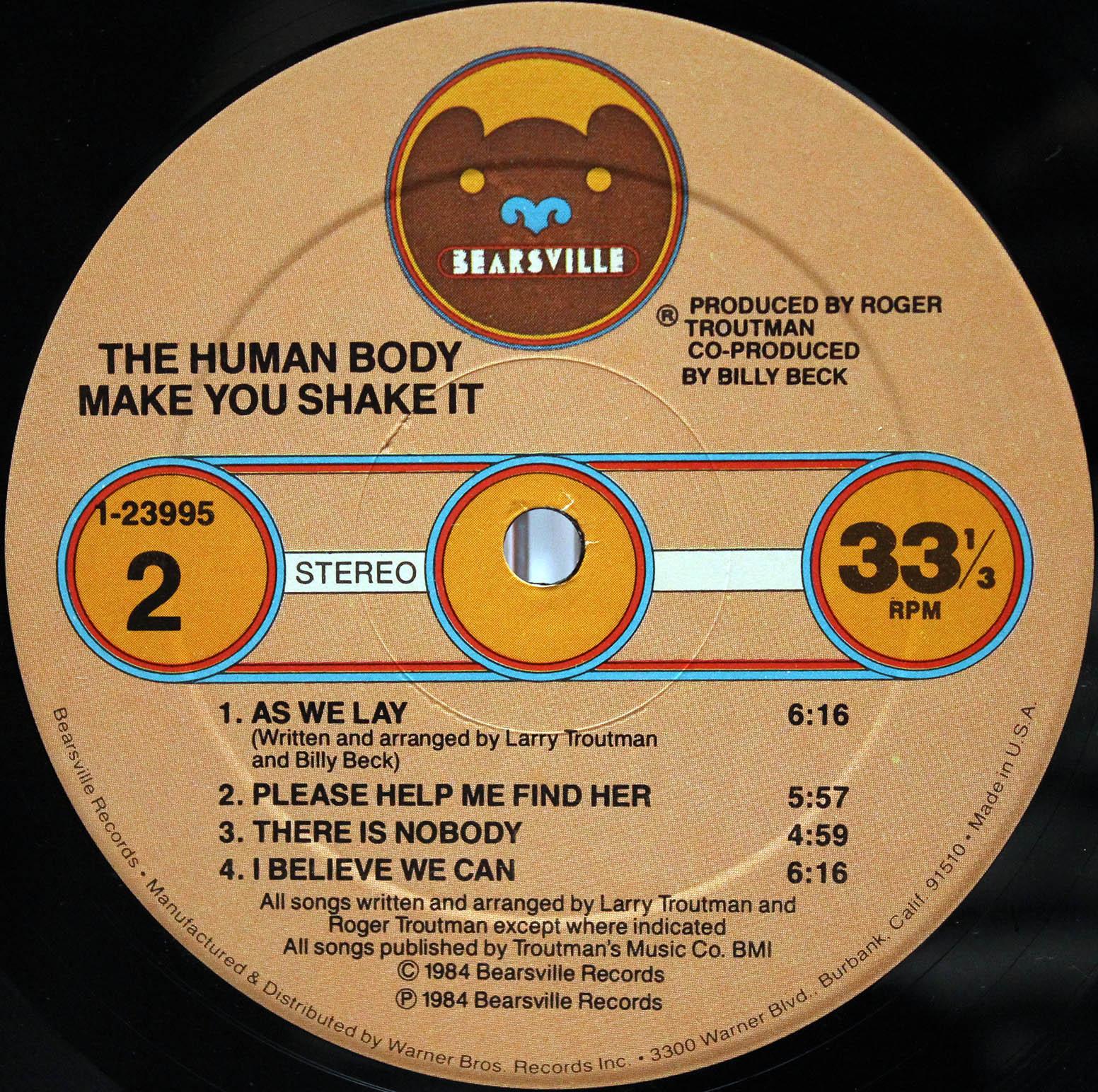 Human Body Make You Shake It 04
