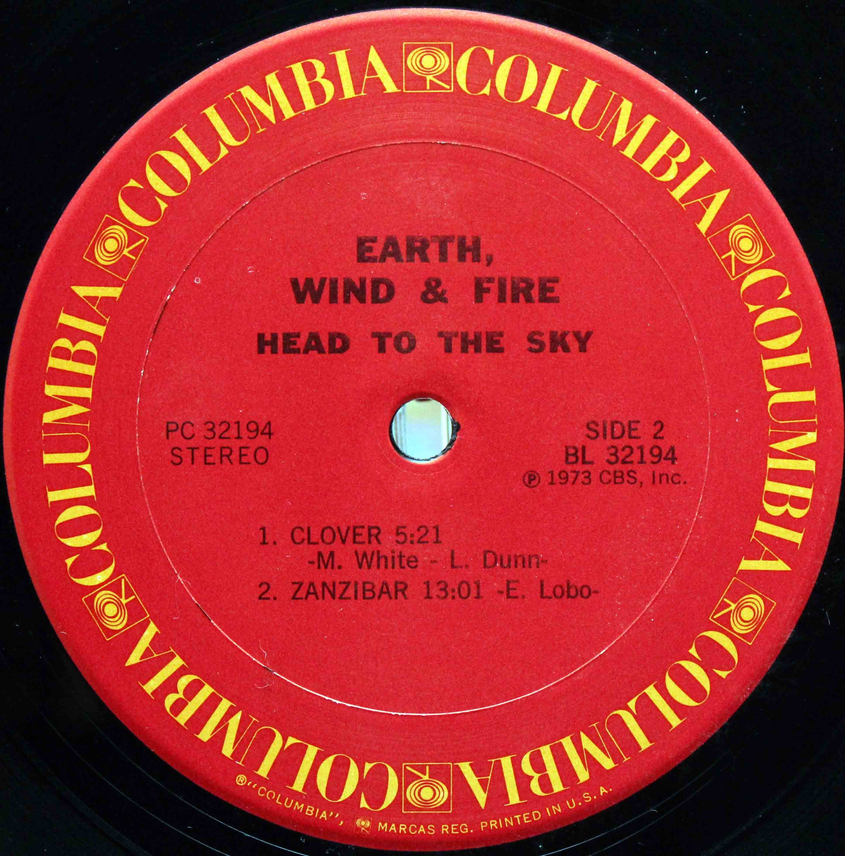 Earth Wind Fire Head to the Sky 04