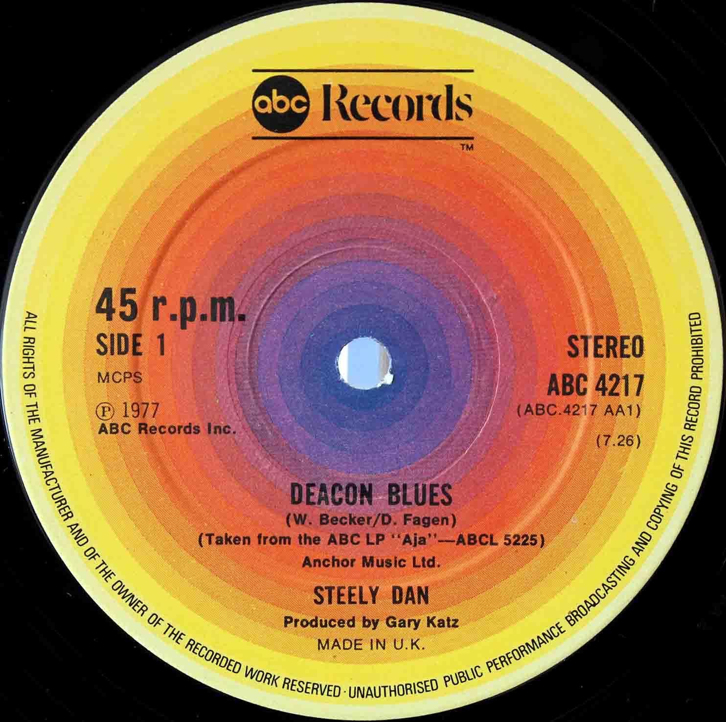 Steely Dan – Deacon Blues 02