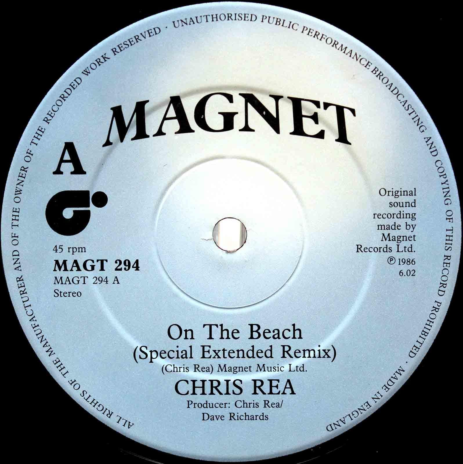 Chris Rea – On The Beach 03