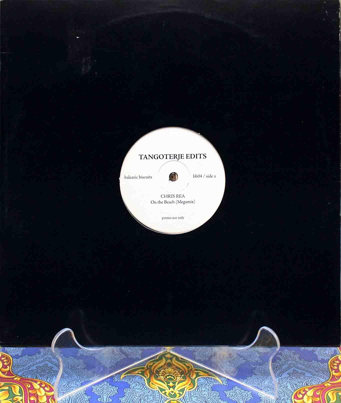 Chris Rea – On The Beach (Tangoterje Megamix) 01
