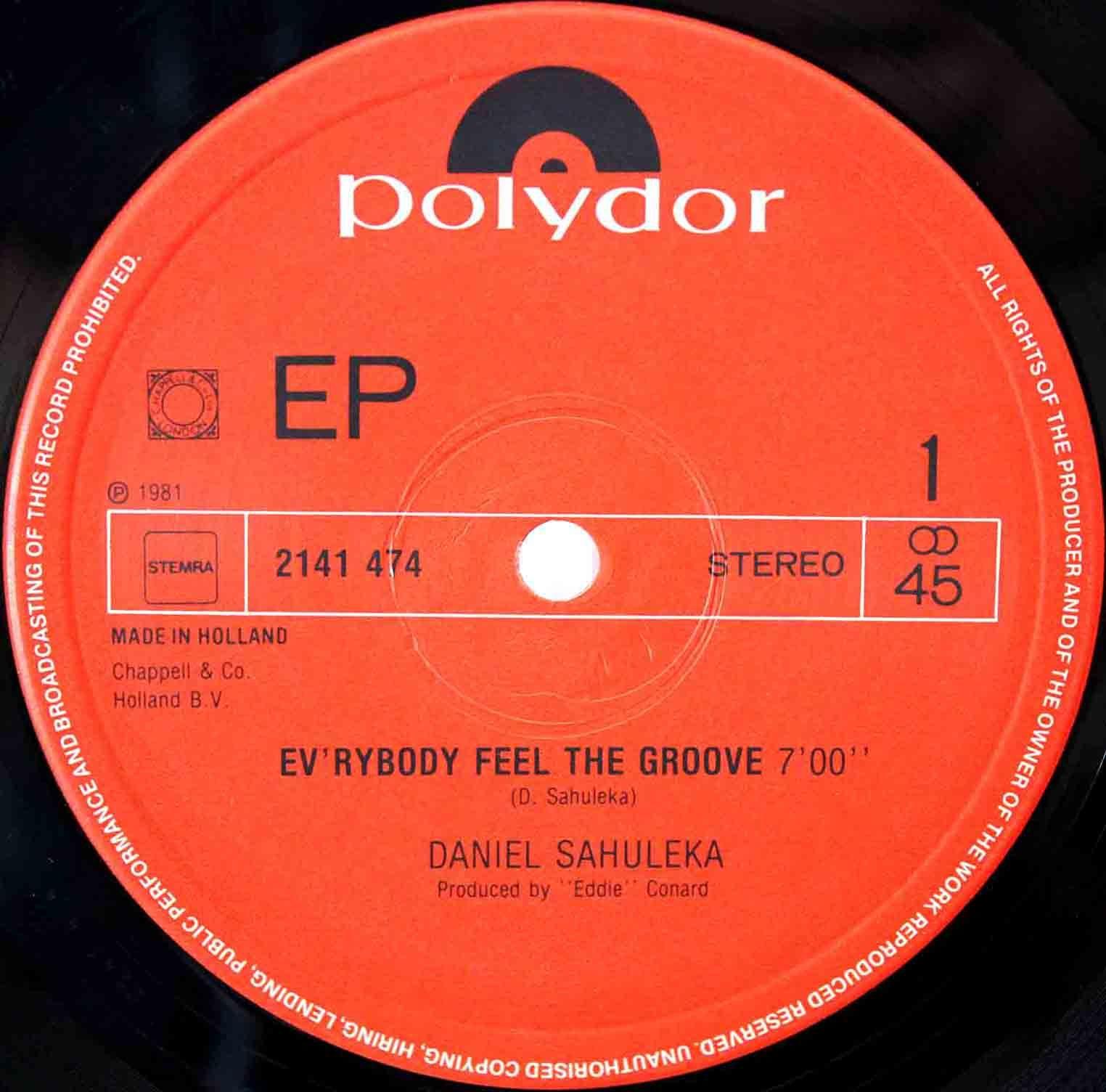 Daniel Sahuleka – Evrybody Feel The Groove 02
