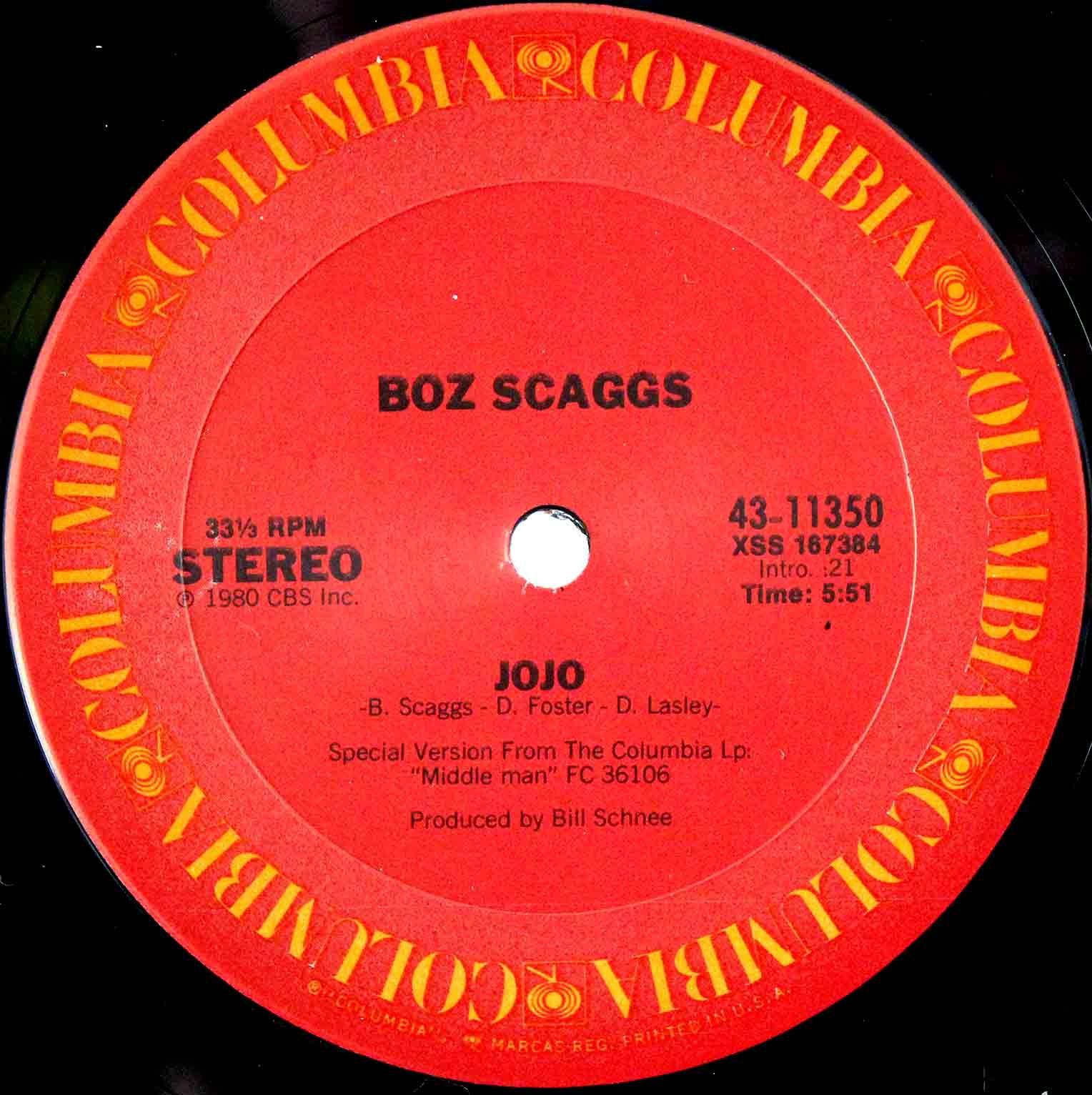 Boz Scaggs - JOJO 02