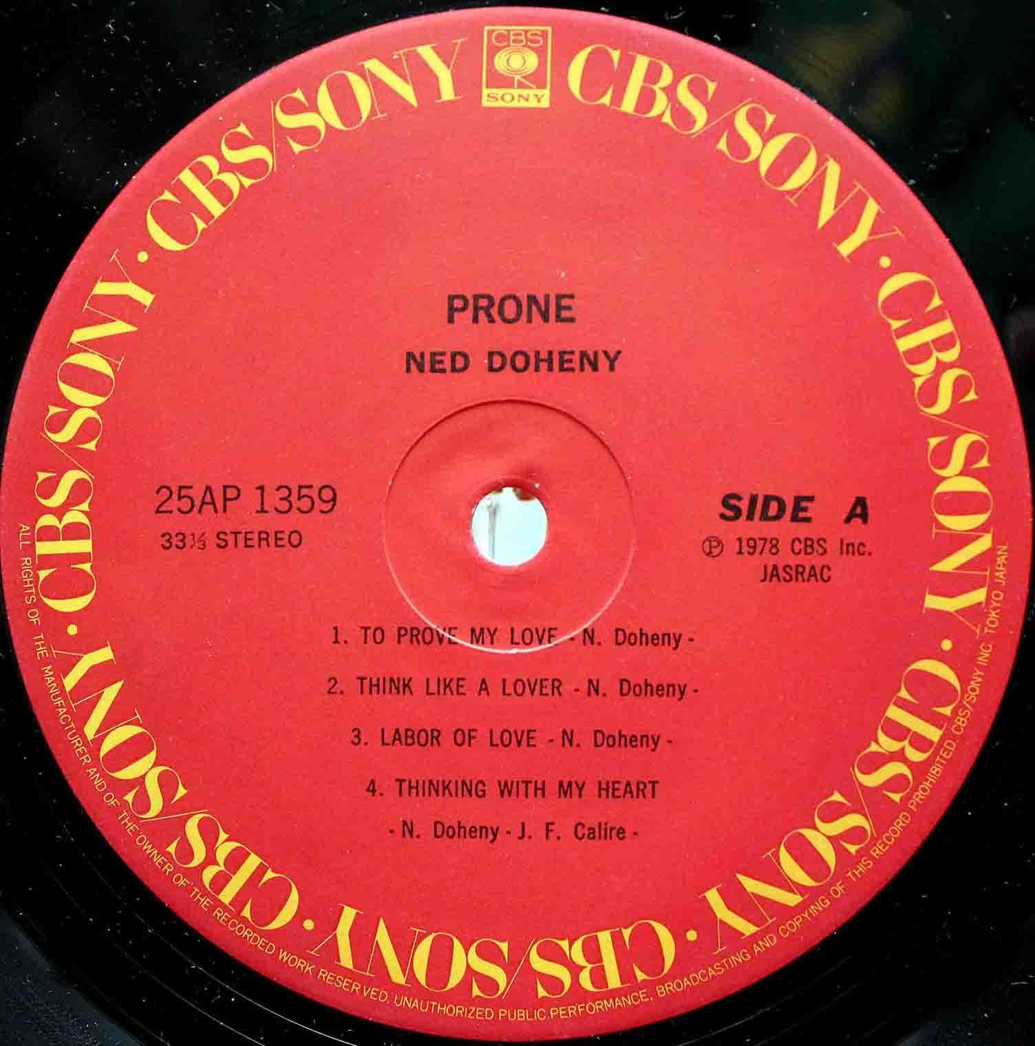 Ned Doheny Prone 05