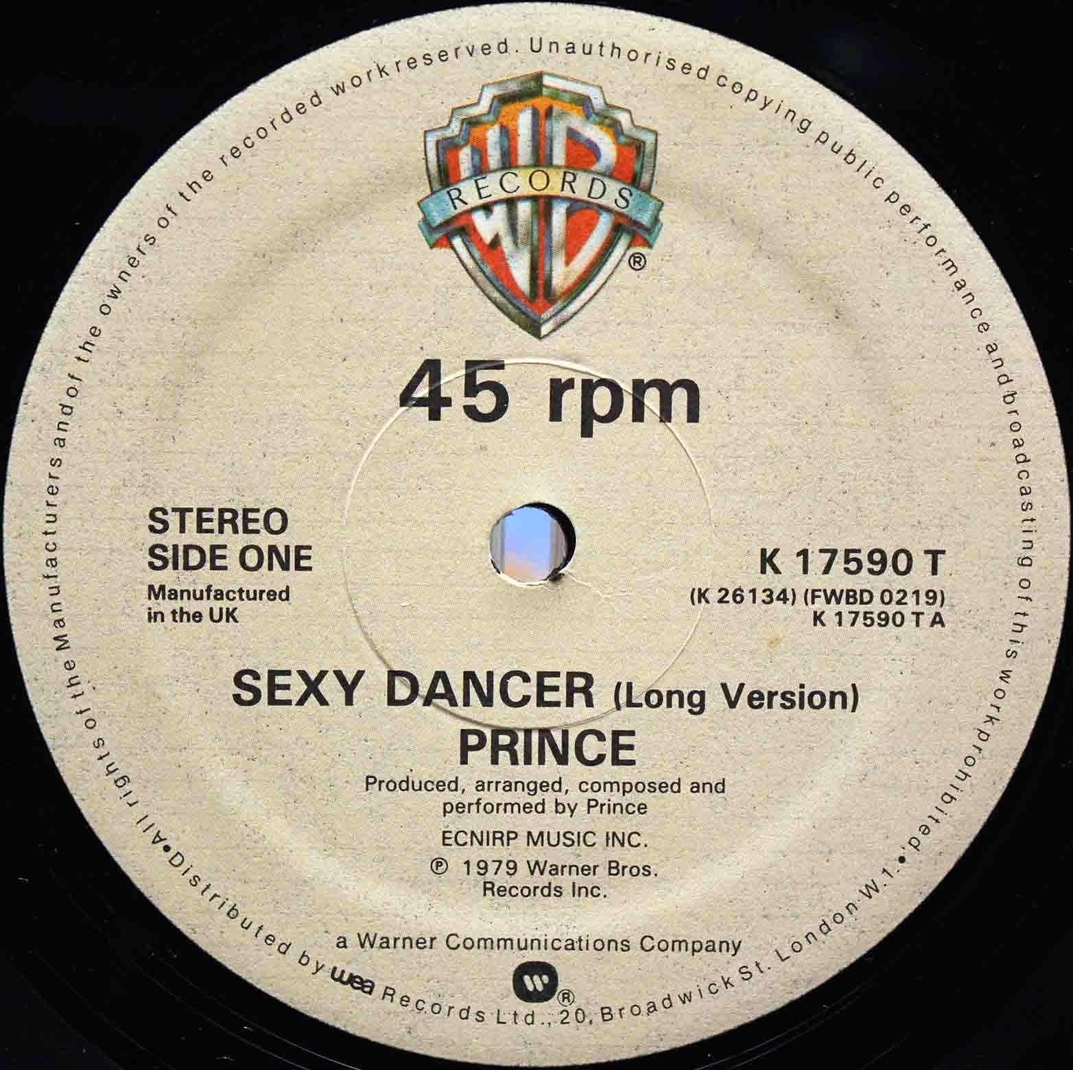 Prince Sexy Dancer 03