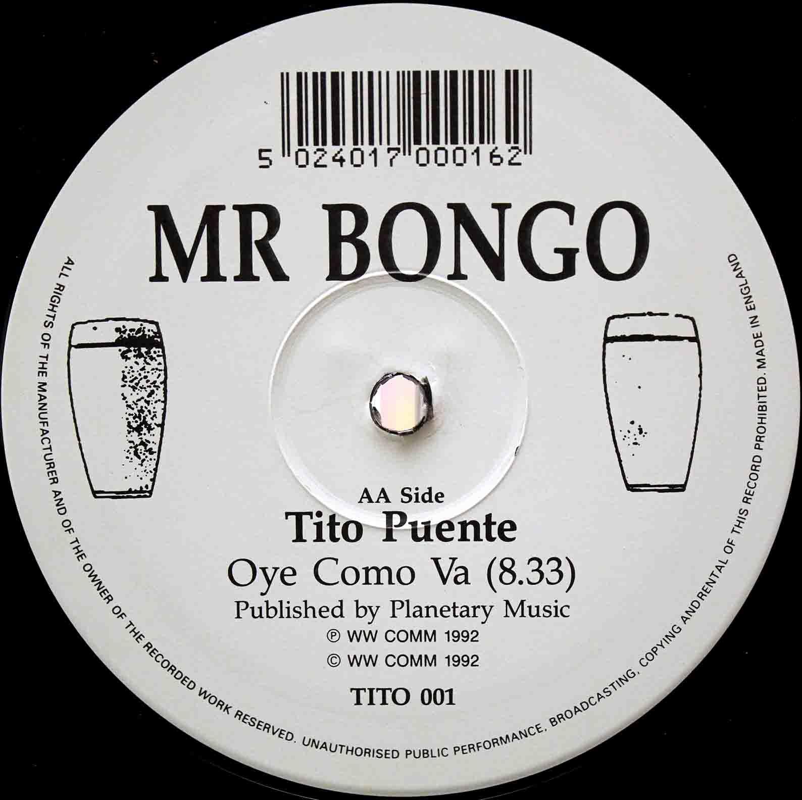 Tito Puente - Oye Como Va 03
