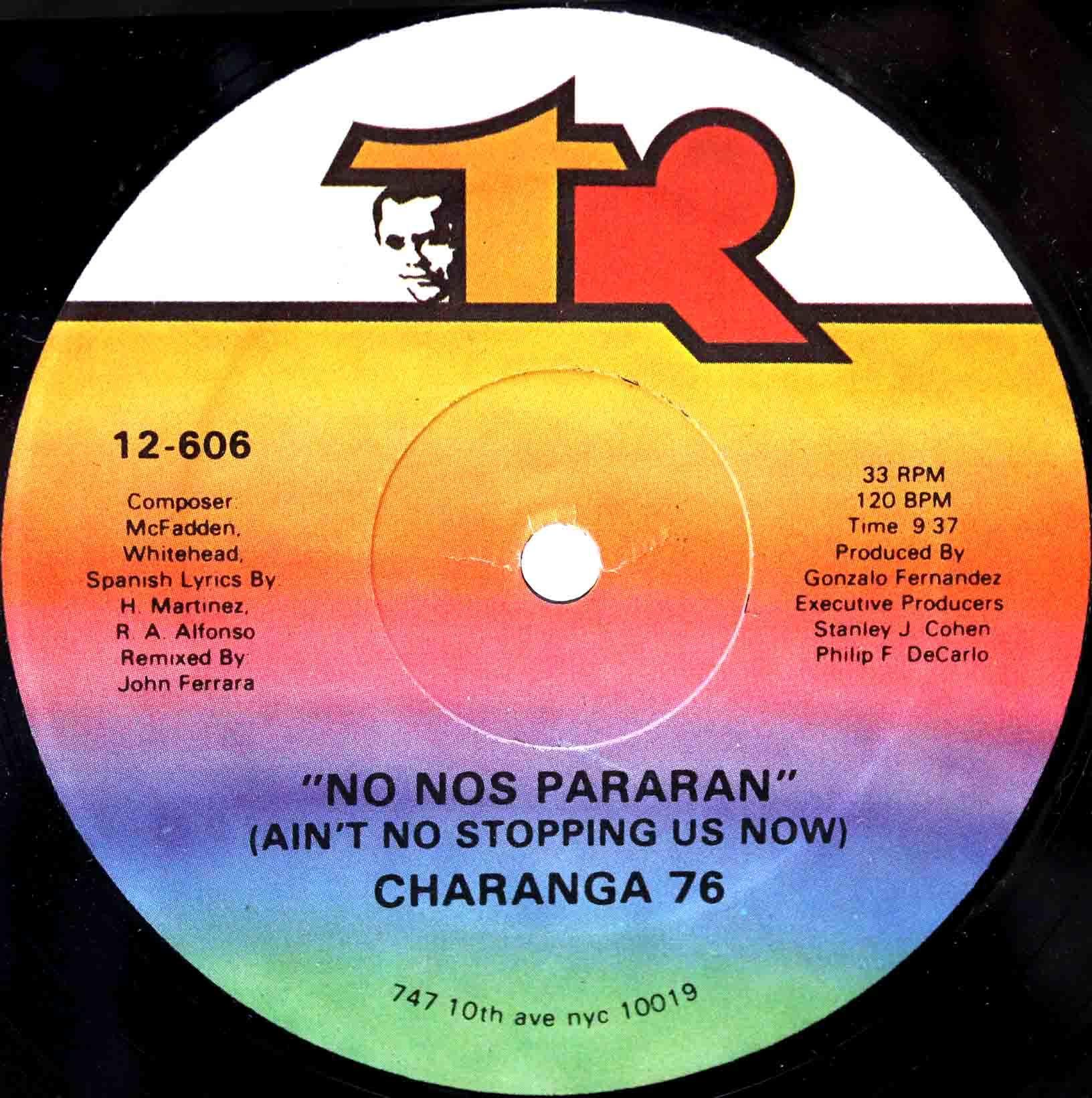 Charanga 76 – No Nos Pararan 03