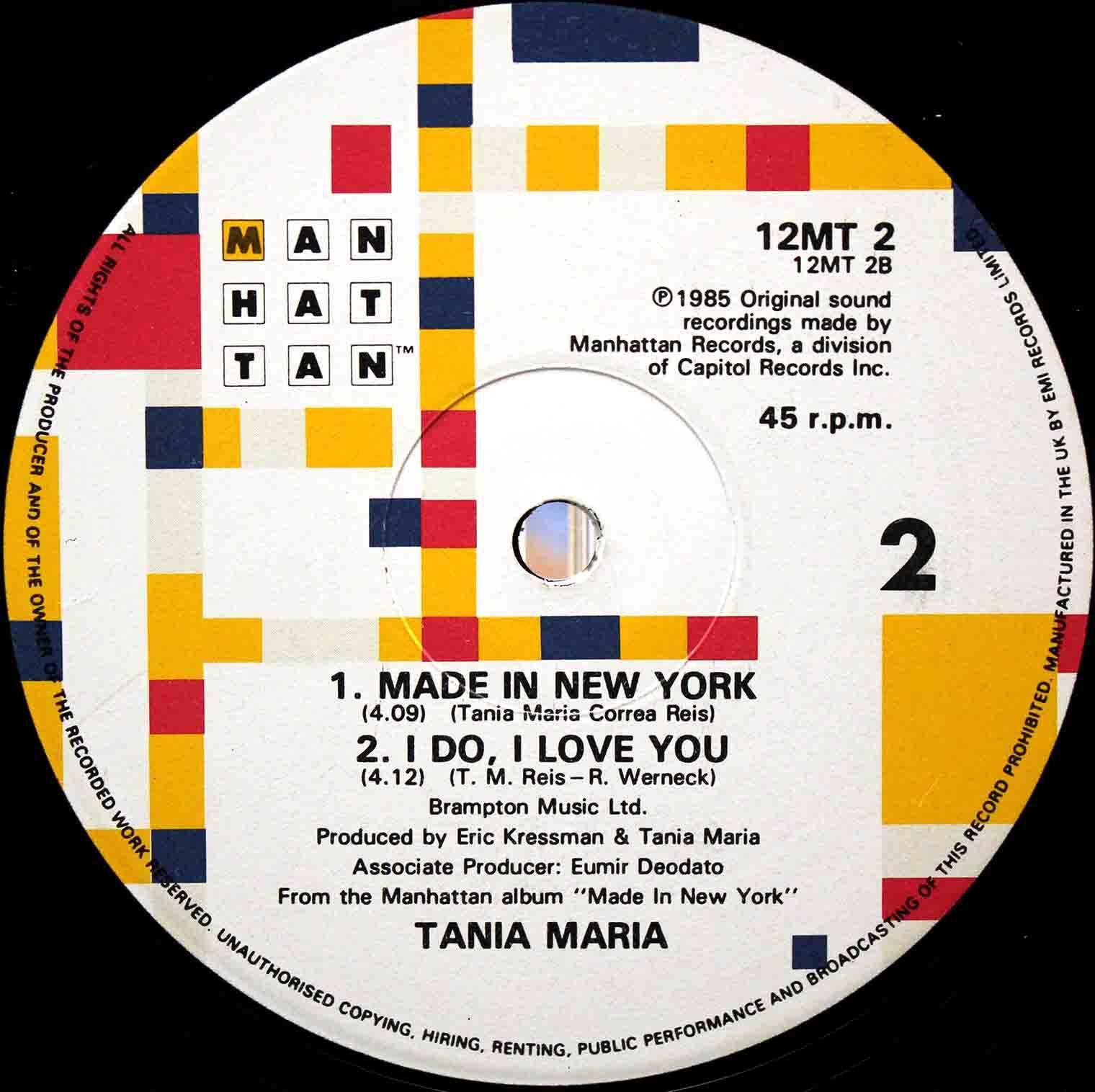 Tania Maria Don`t Go 04