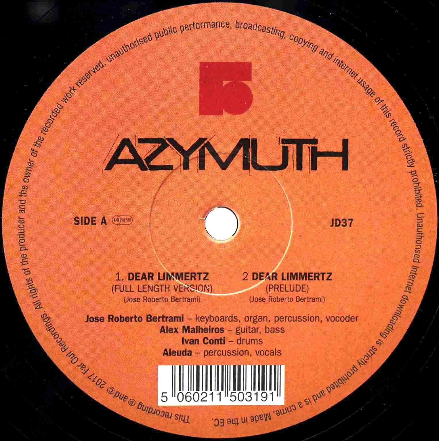 Azymuth – Dear Limmertz 02