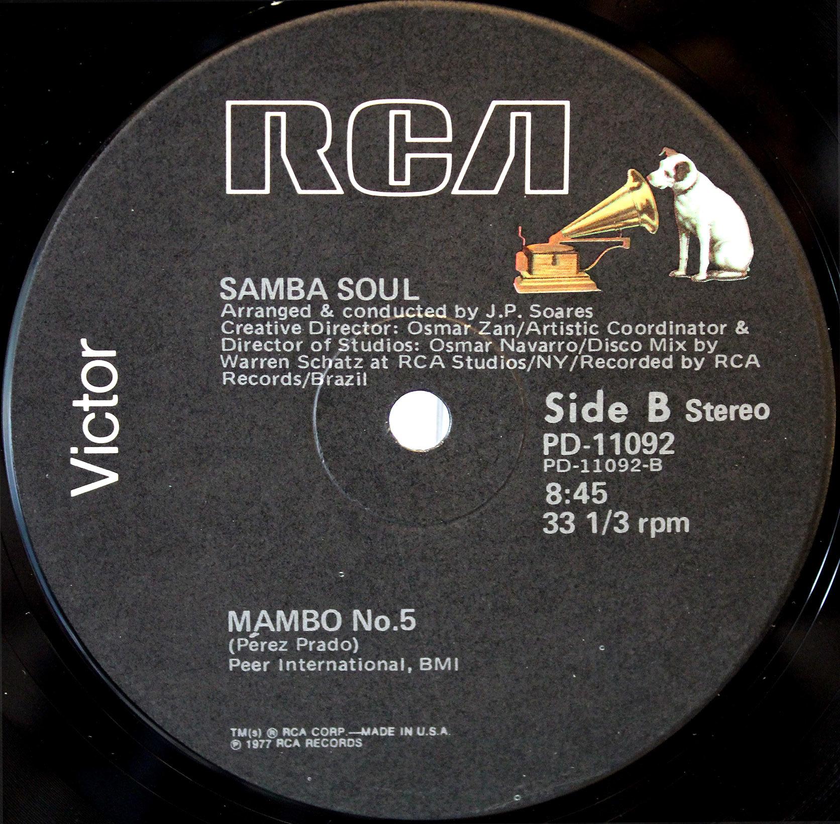 Samba Soul - Chove Chuva Mas Que Nada 04