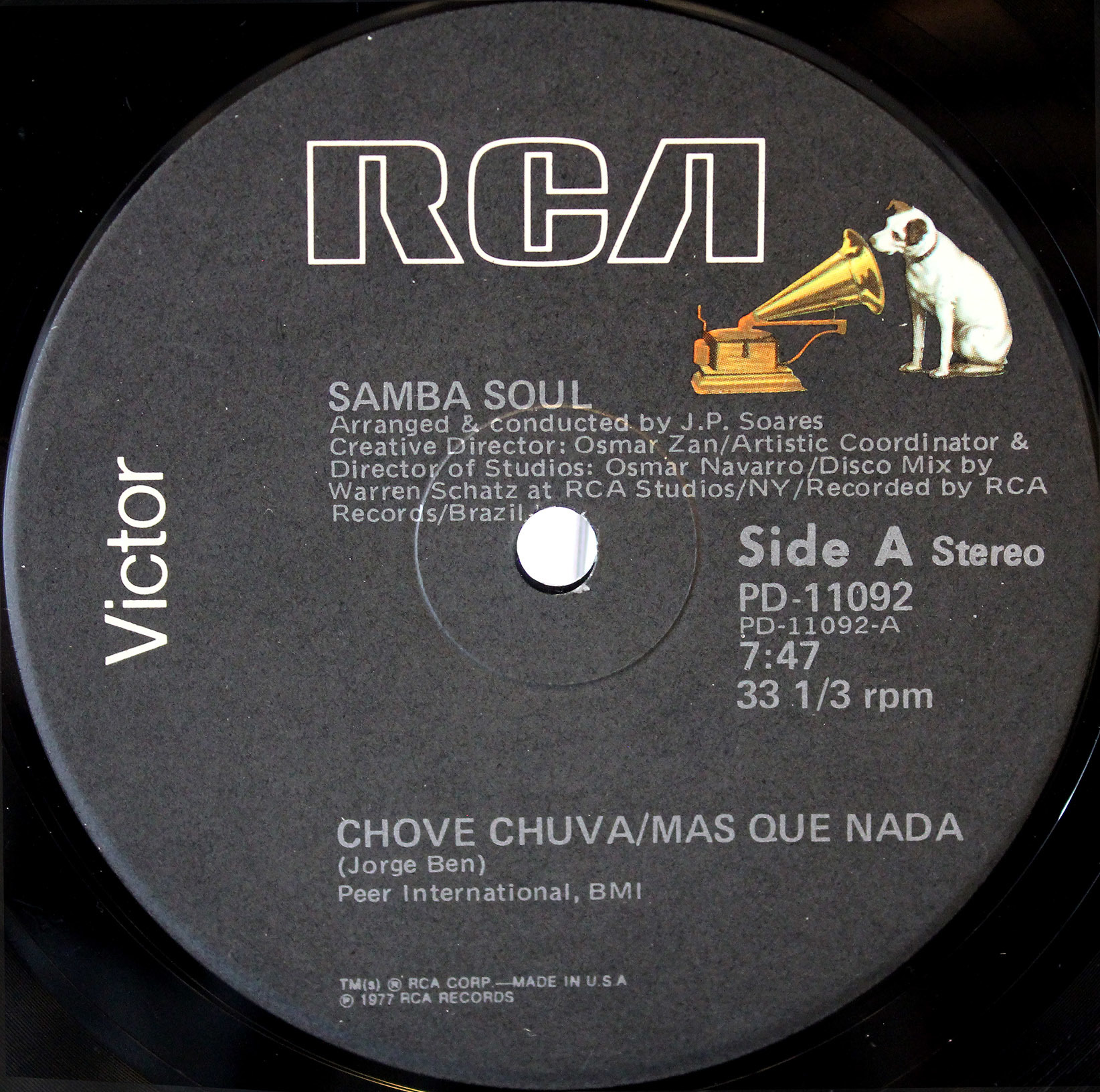 Samba Soul - Chove Chuva Mas Que Nada 03