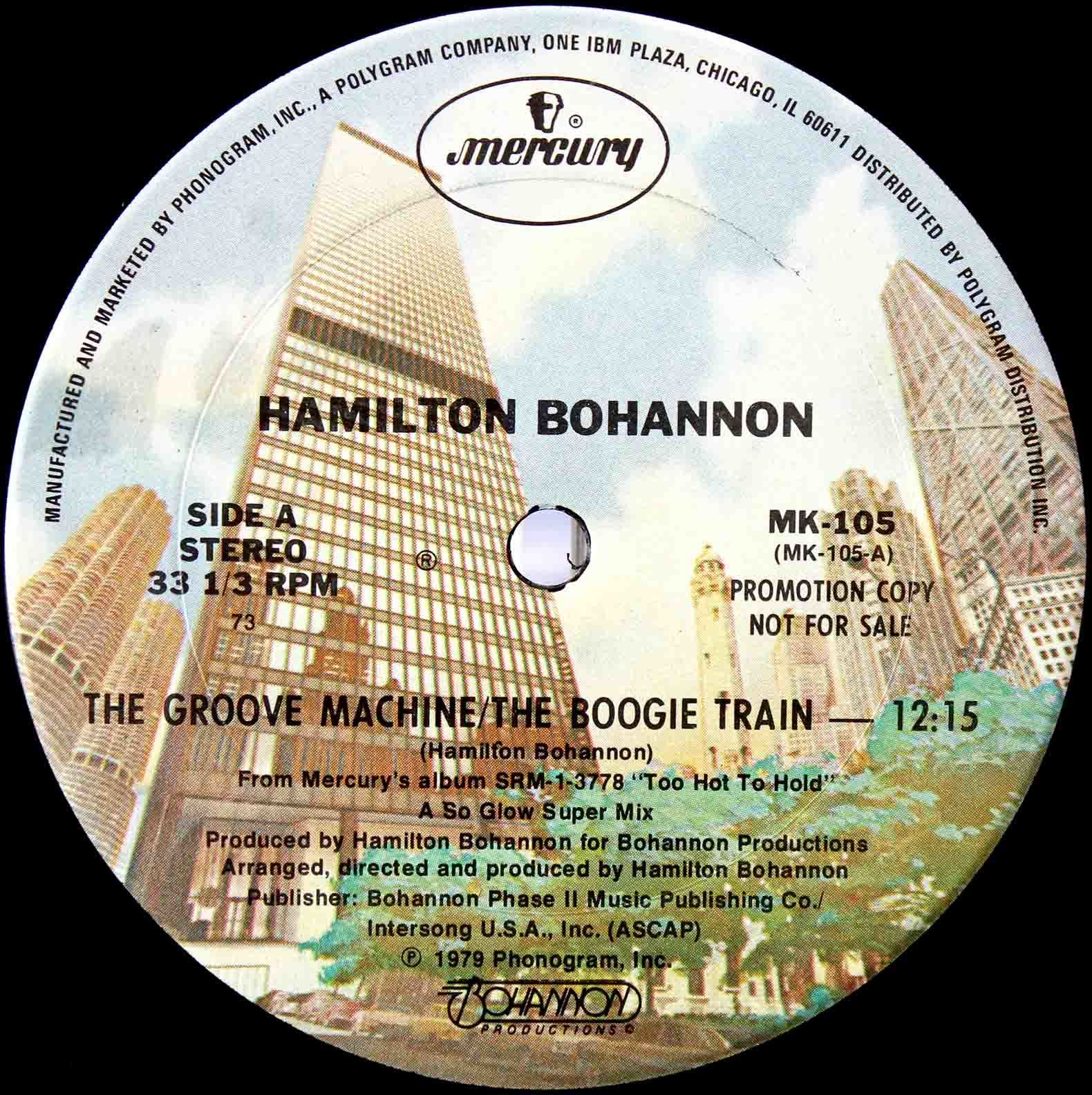 Bohannon - The Groove Machine 04