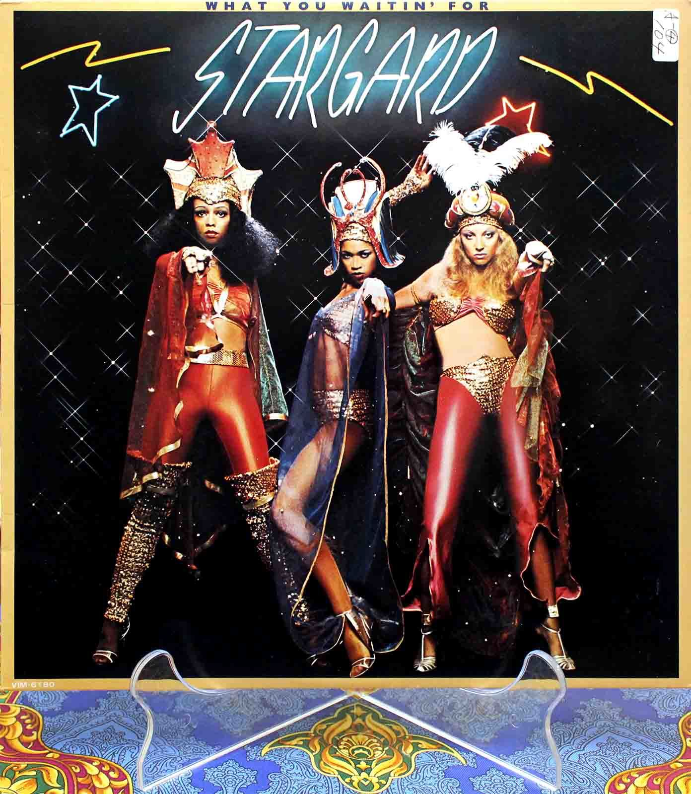Stargard ‎– What You Waitin Fo LP 01