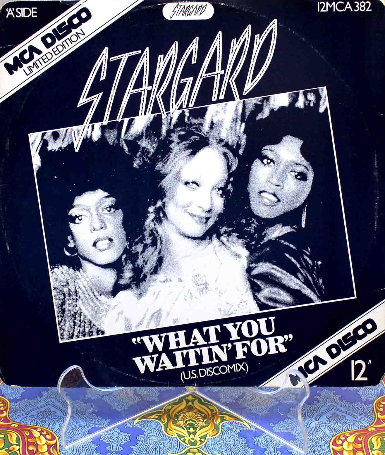 Stargard ‎– What You Waitin For 01