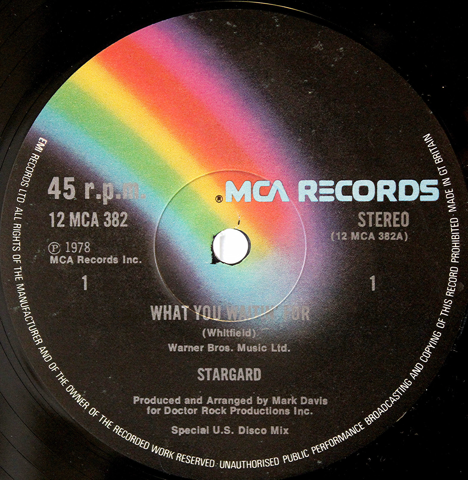 Stargard ‎– What You Waitin For 03
