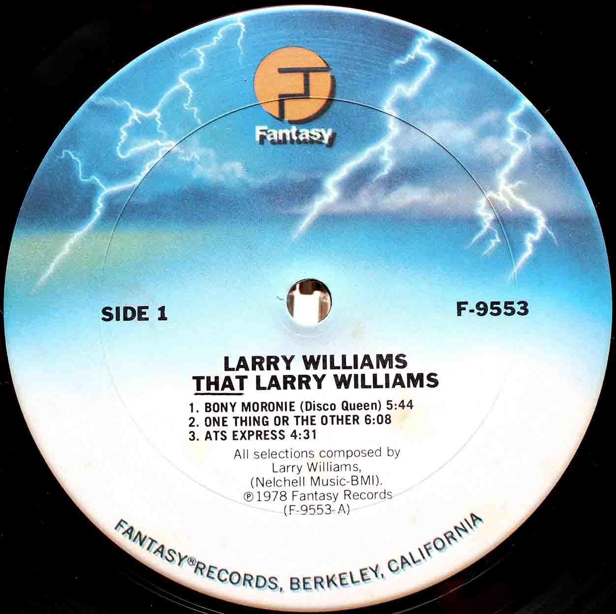 Larry williams 03