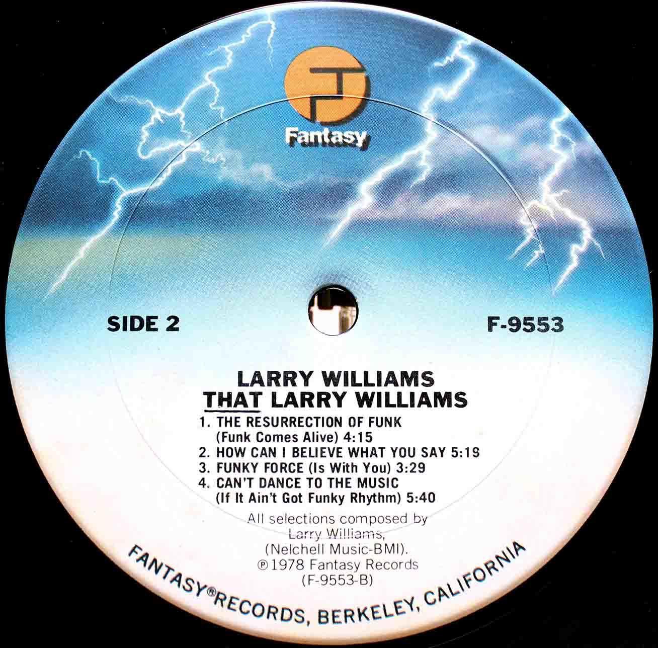 Larry williams 04