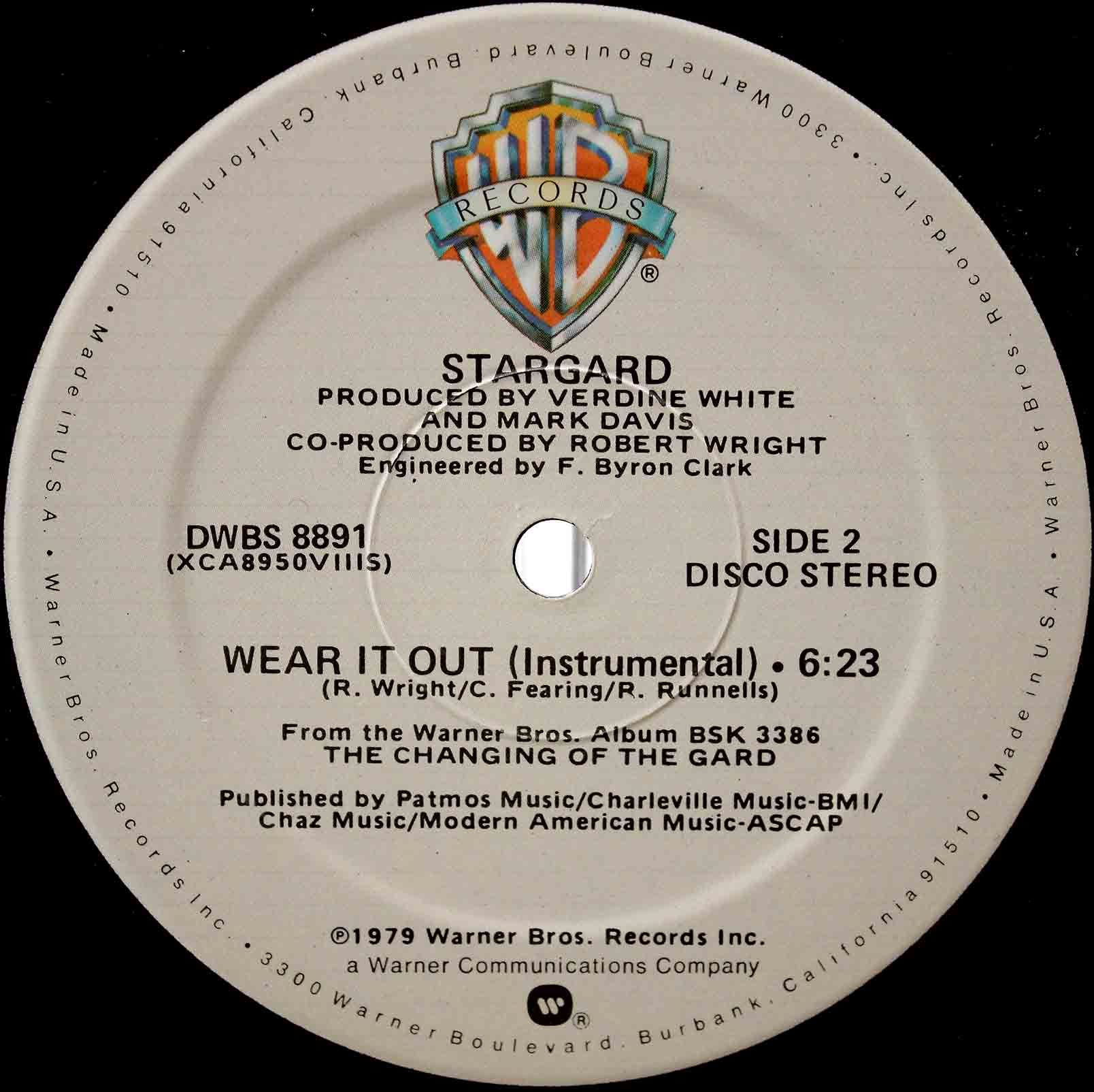 Stargard - Wear it out 04