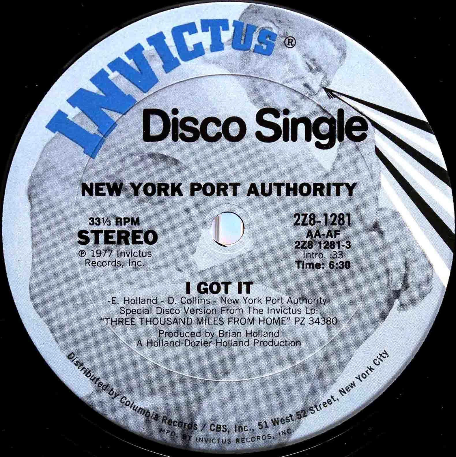 New York Port Authority – I Got It 03