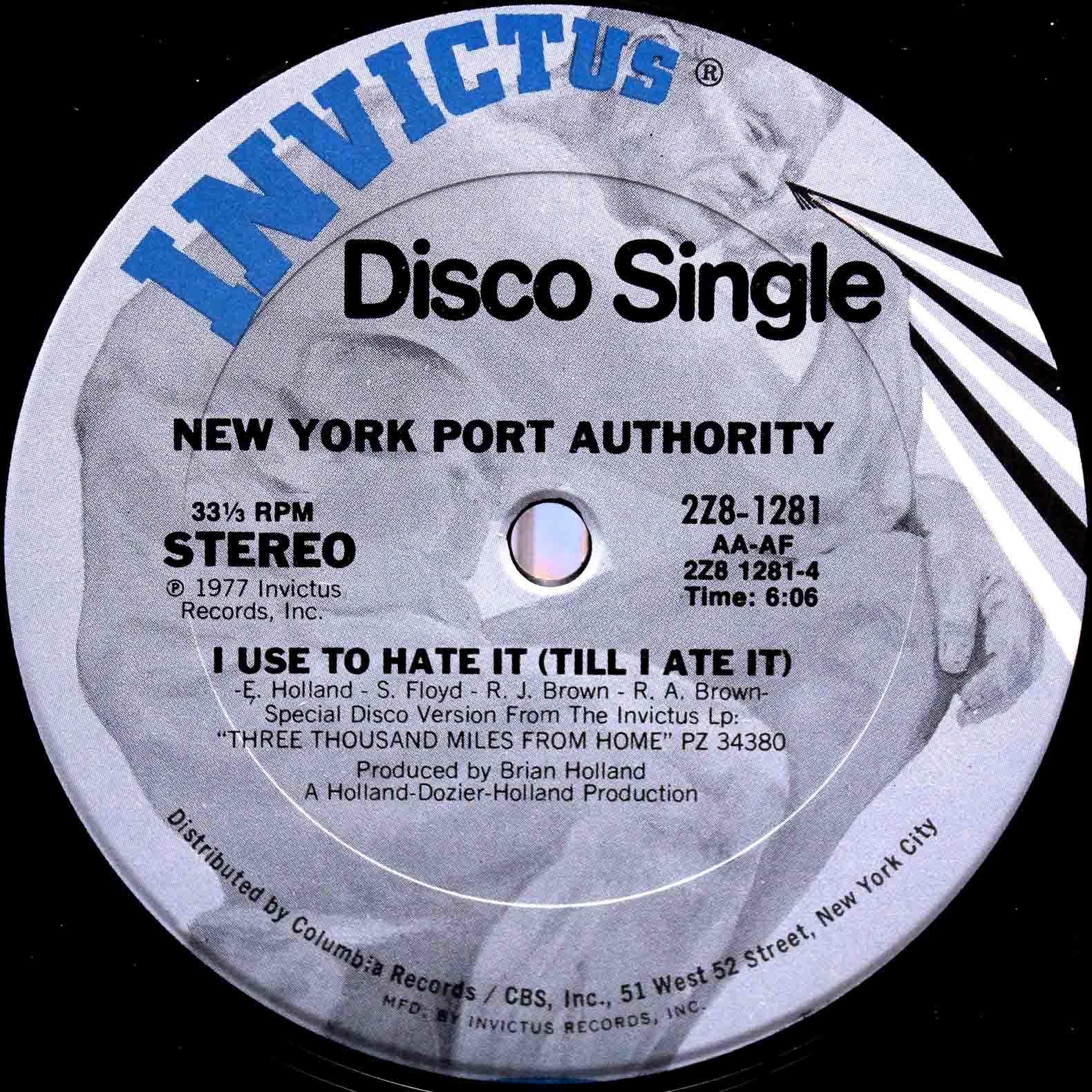 New York Port Authority – I Got It 04