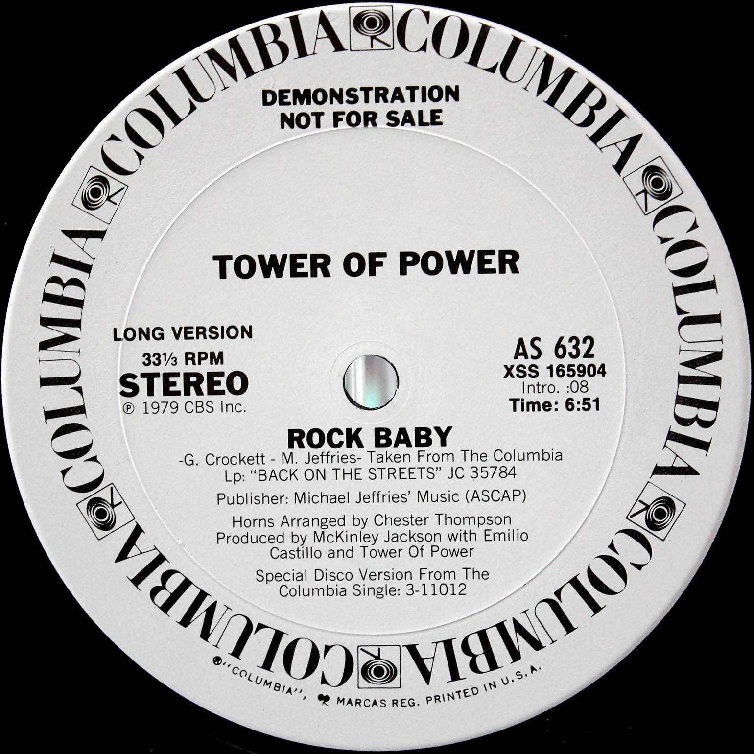 Tower Of Power ‎– Rock Baby 03