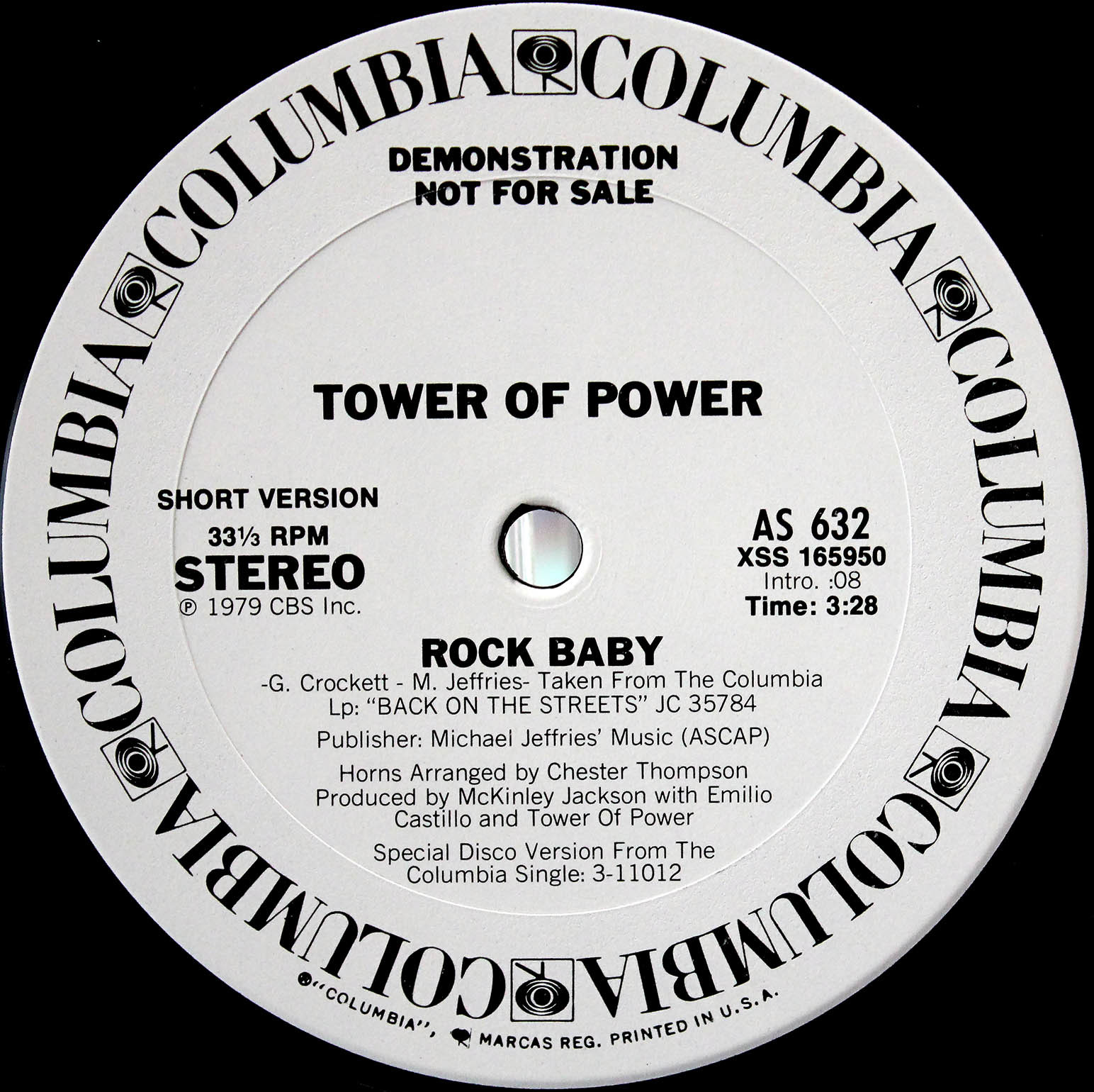 Tower Of Power ‎– Rock Baby 04