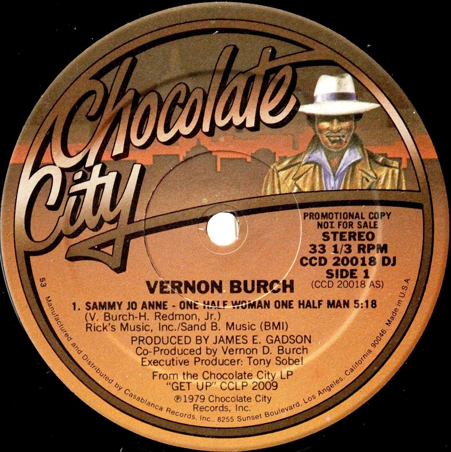 Vernon Burch Get Up 04