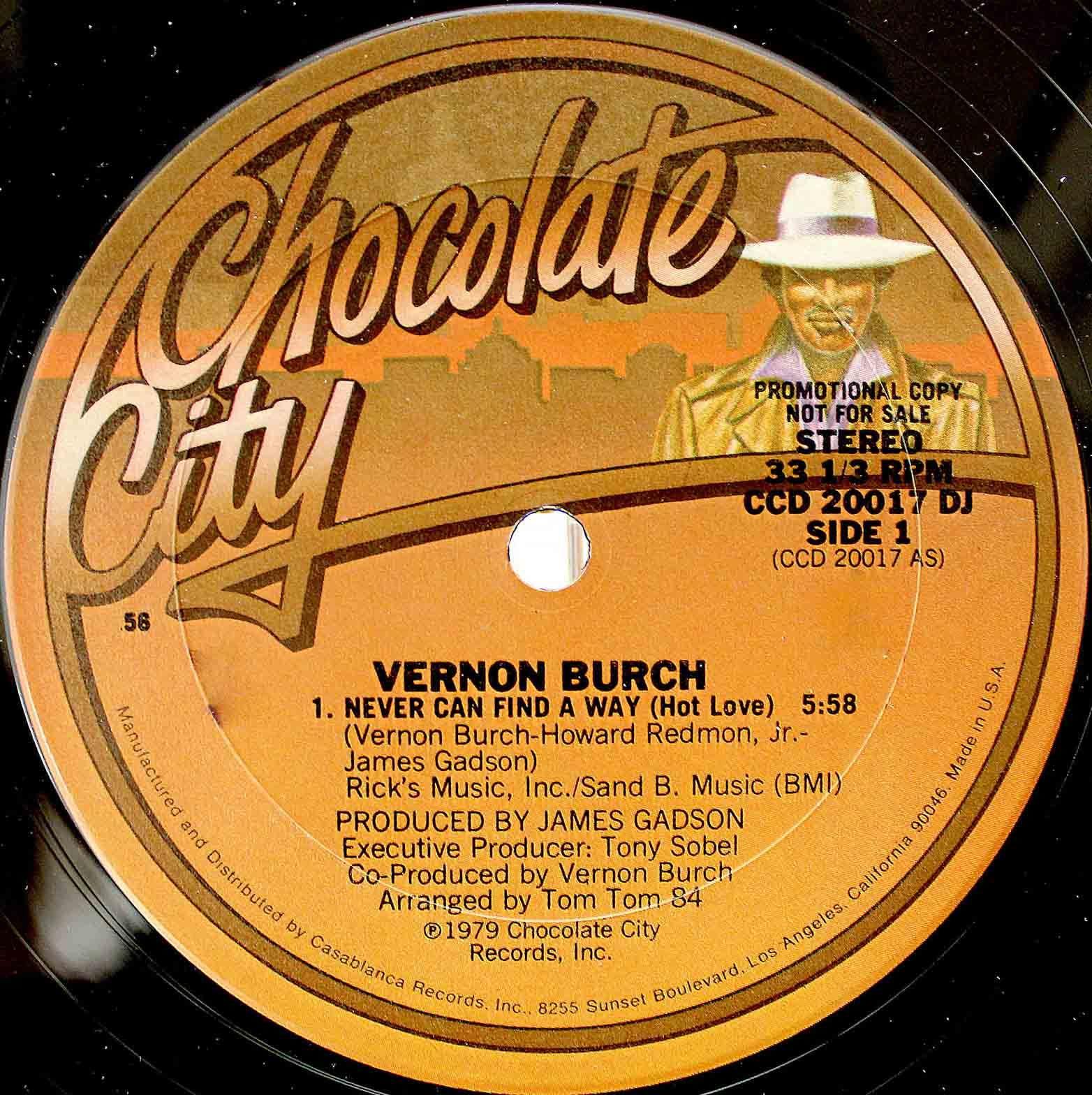 Vernon Burch Never Can 03