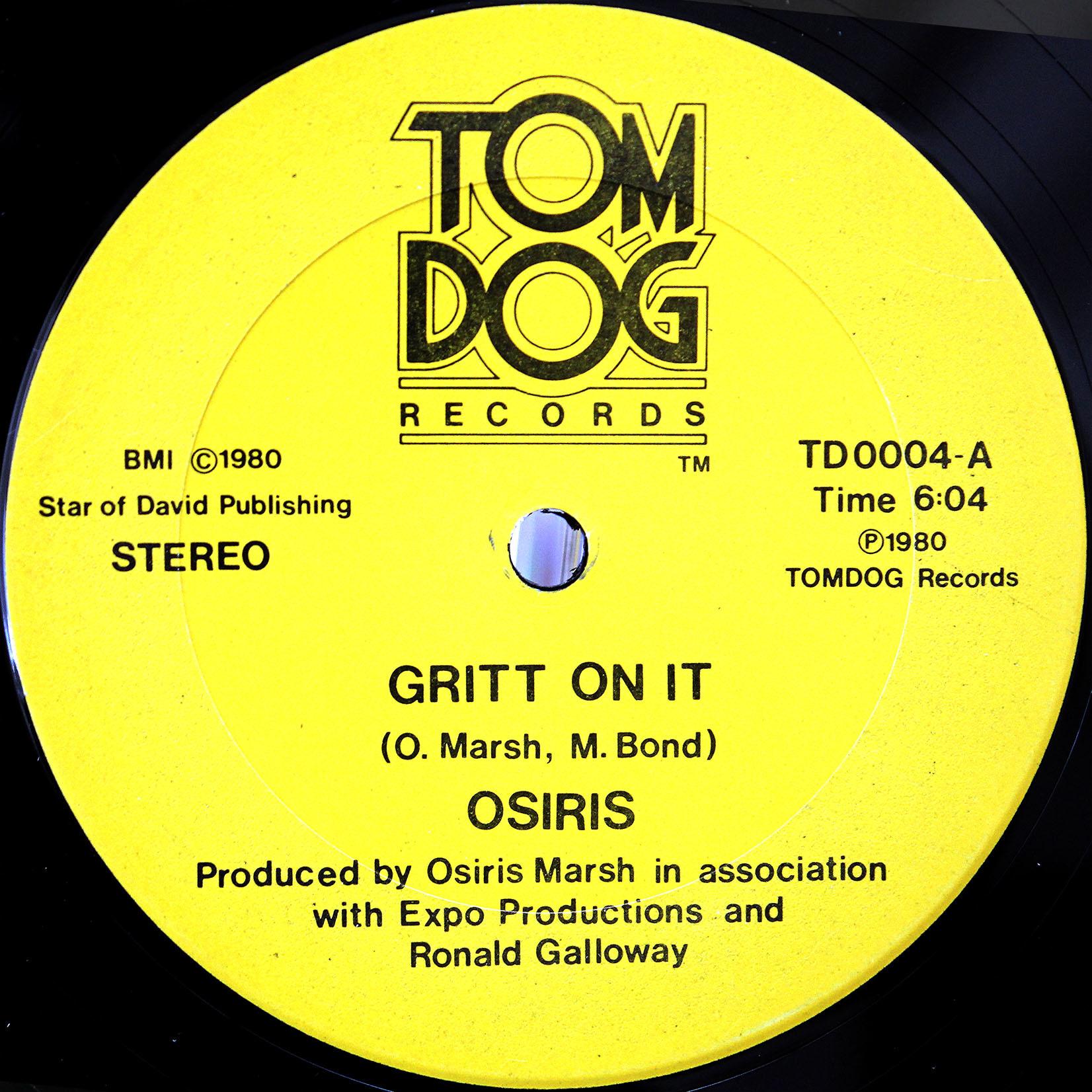 Osiris Gritt On It 03