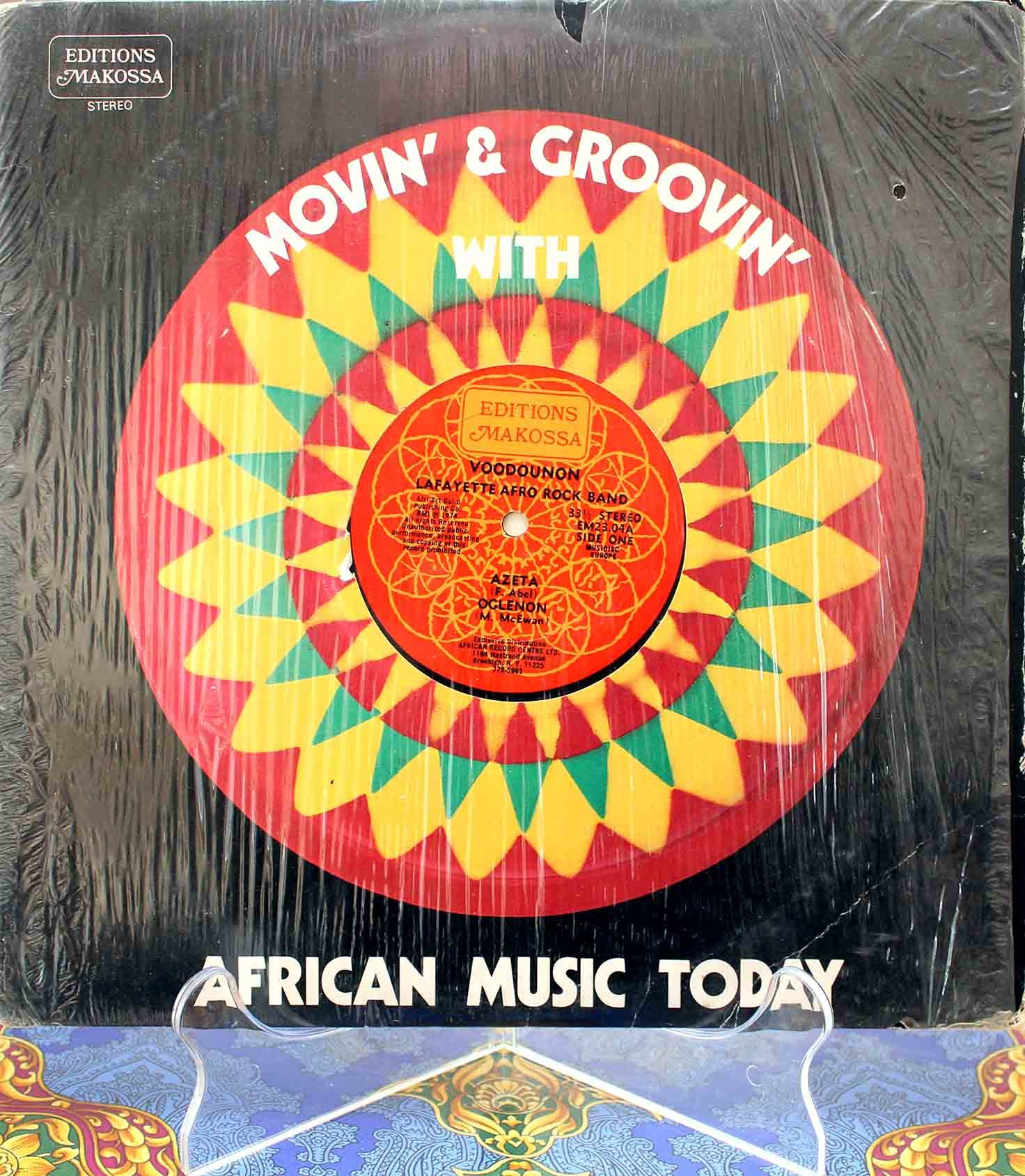 Lafayette Afro Rock Band – Voodounon 01