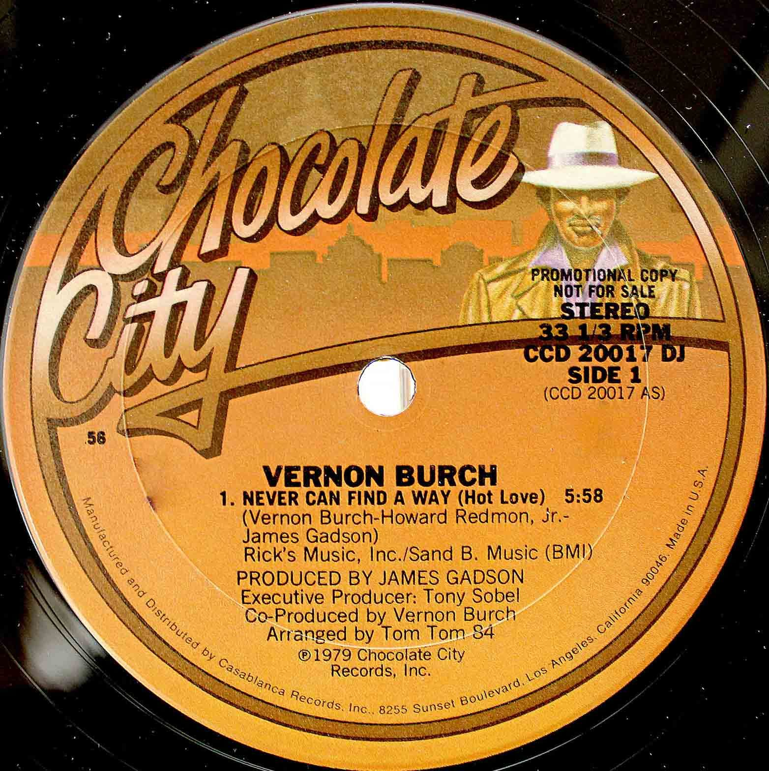 Vernon Burch Never Can 03