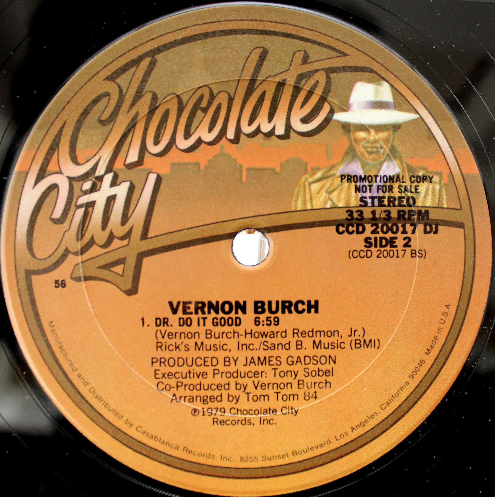 Vernon Burch Never Can 04