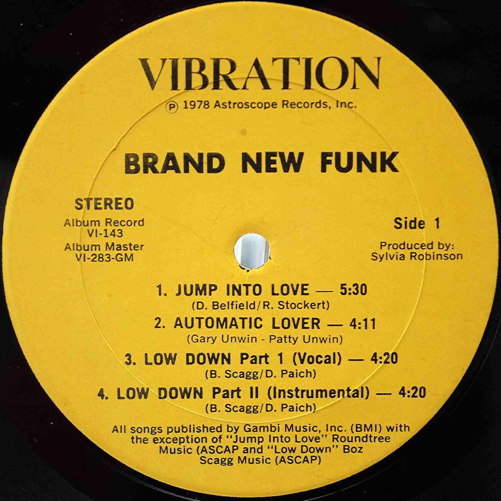 Brand New Funk 78 03