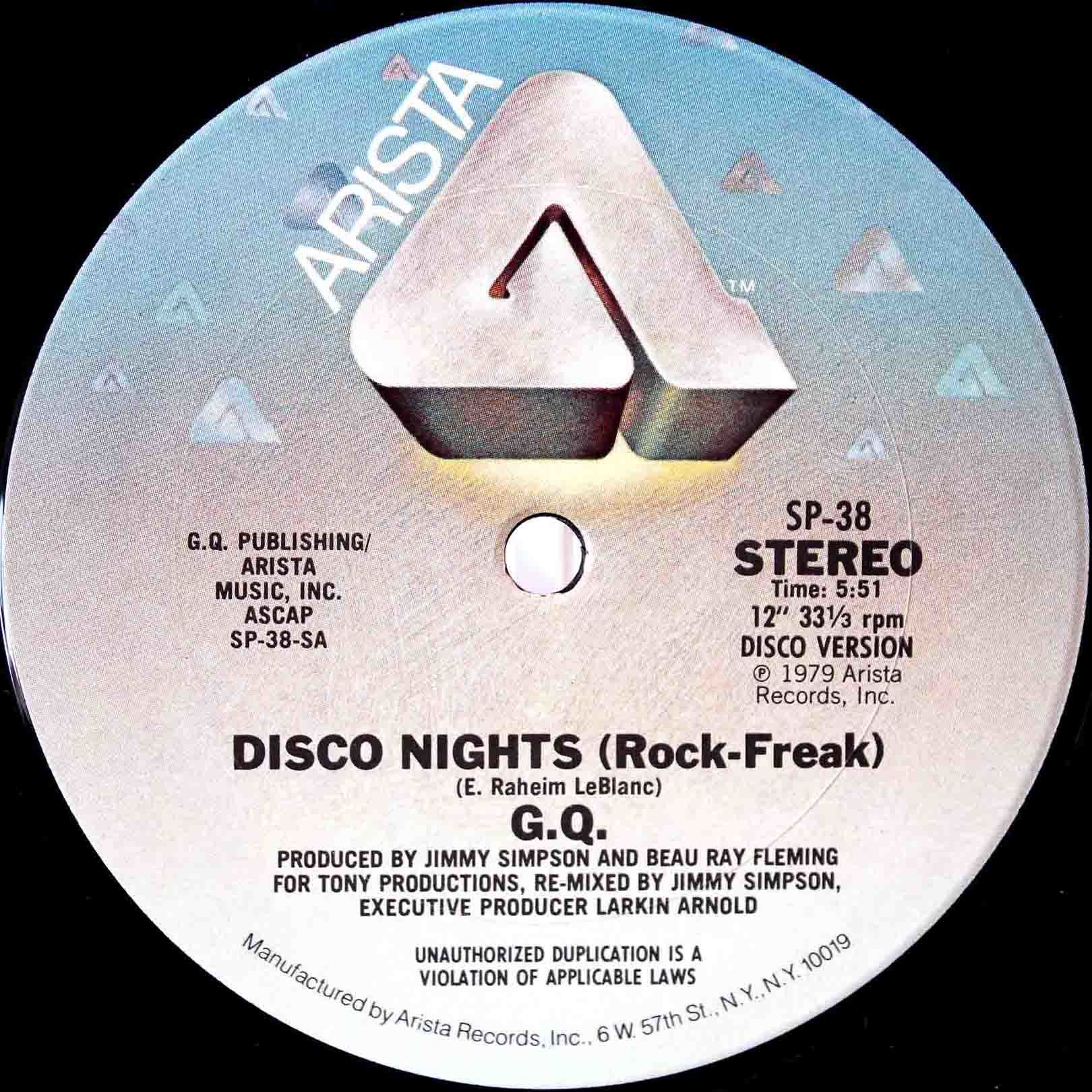 GQ - Disco Night 03