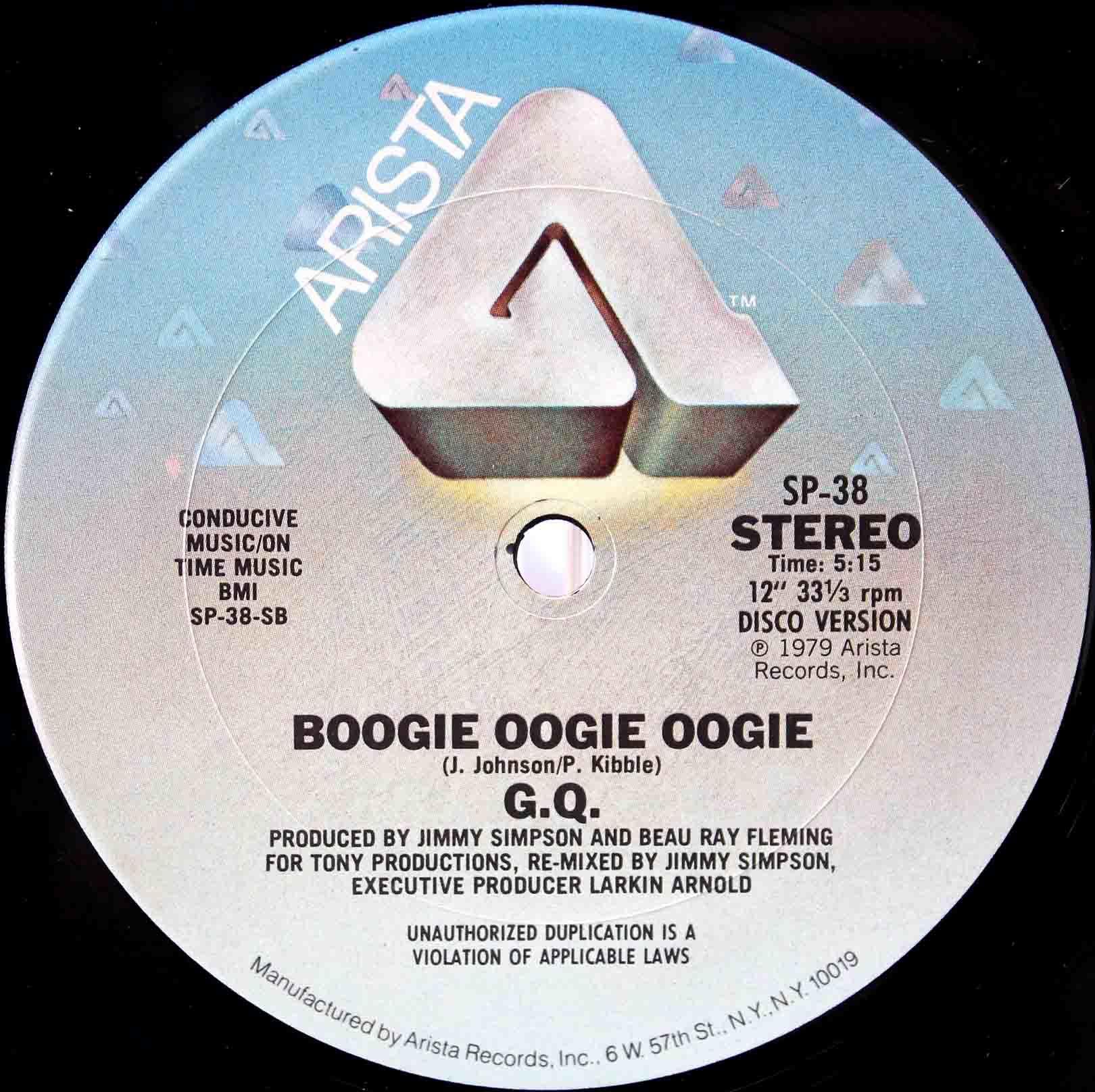 GQ - Disco Night 04