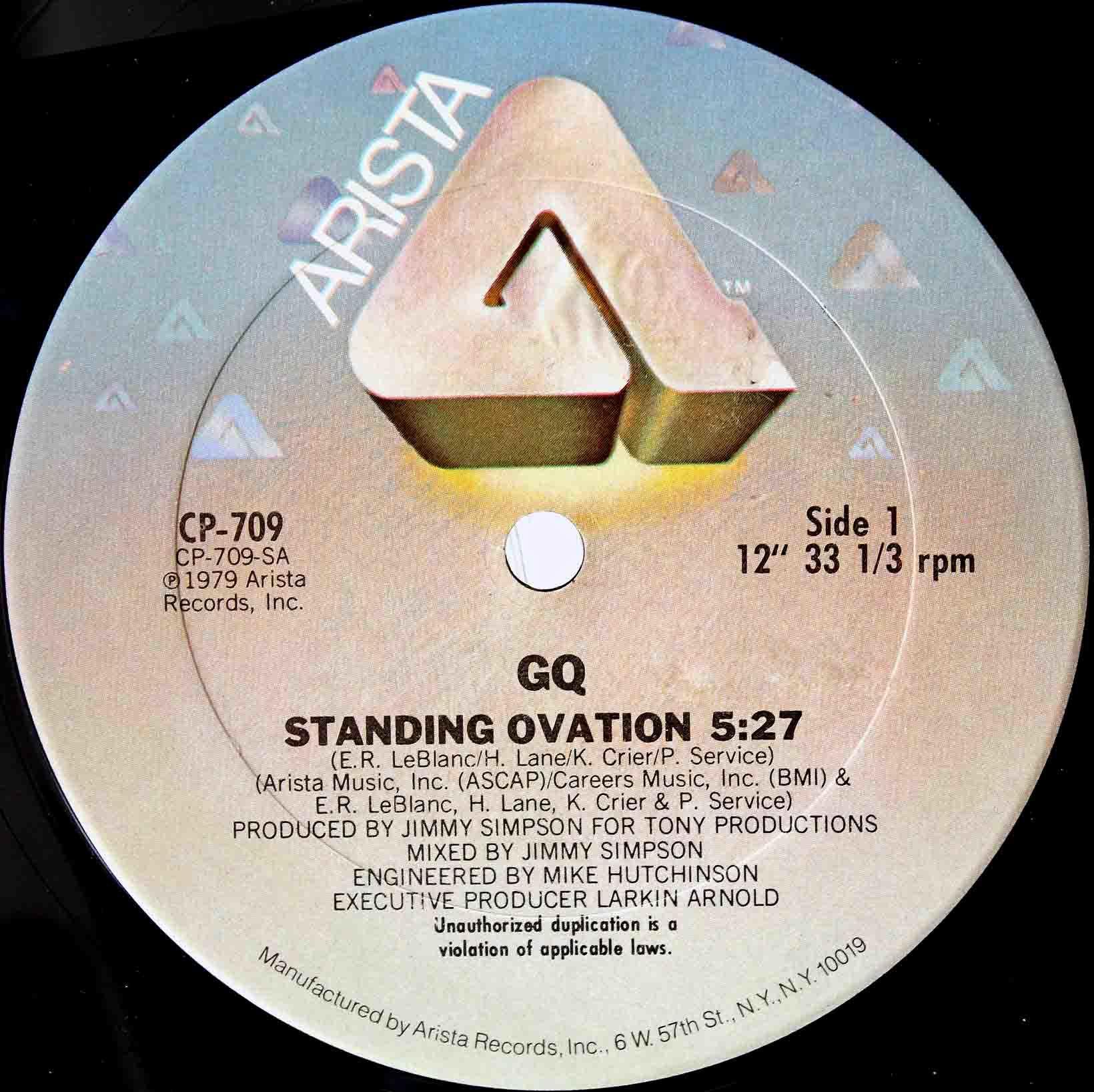 GQ – Standing Ovation 03
