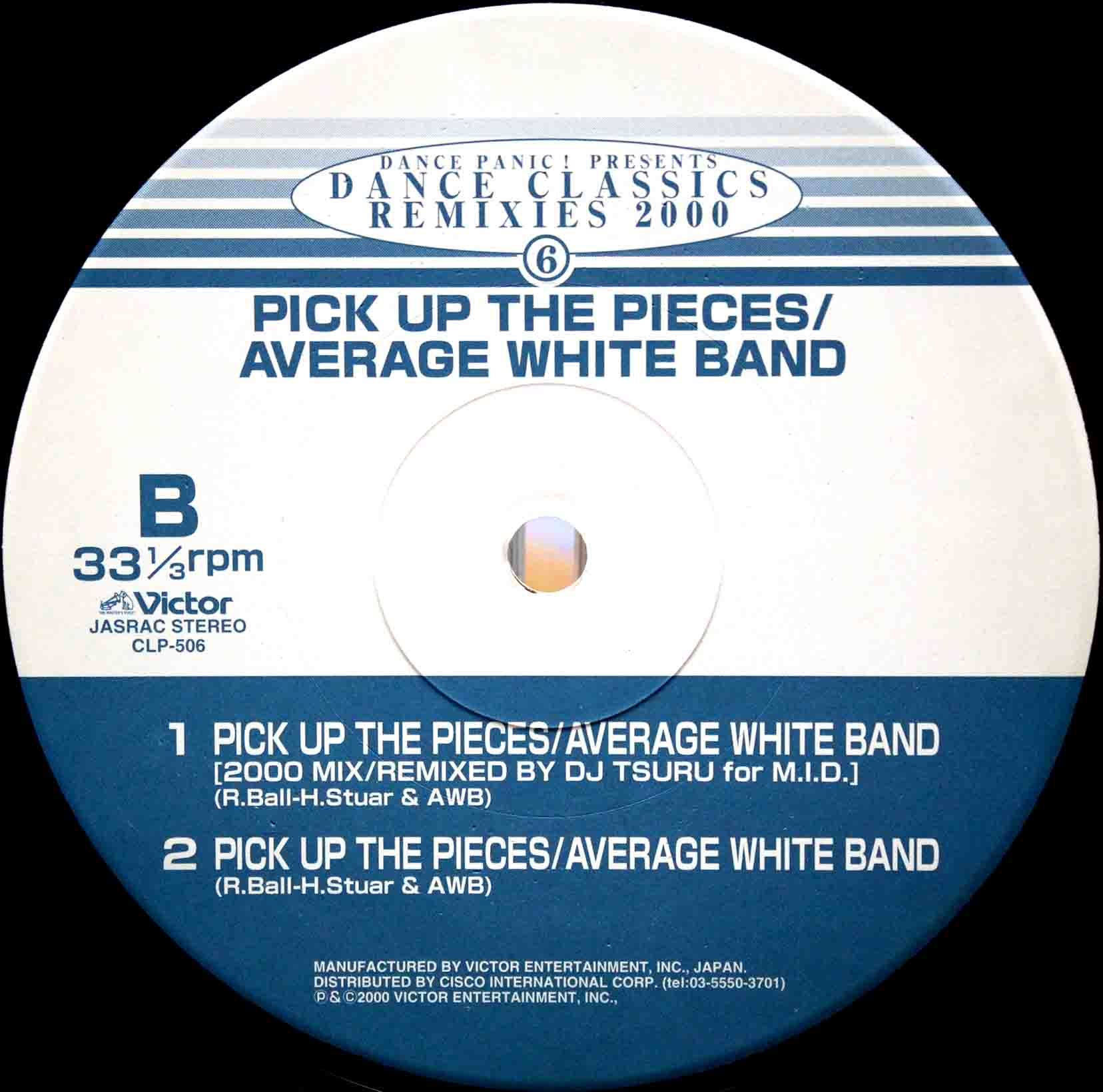Average White Band ‎– Pick Up The Pieces 02