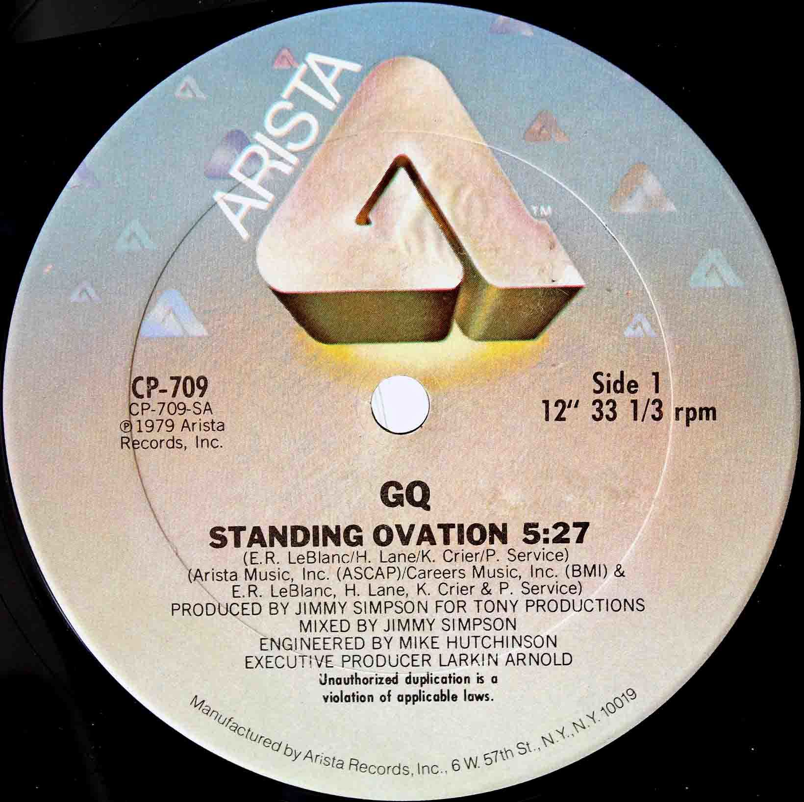 GQ ‎– Standing Ovation 03