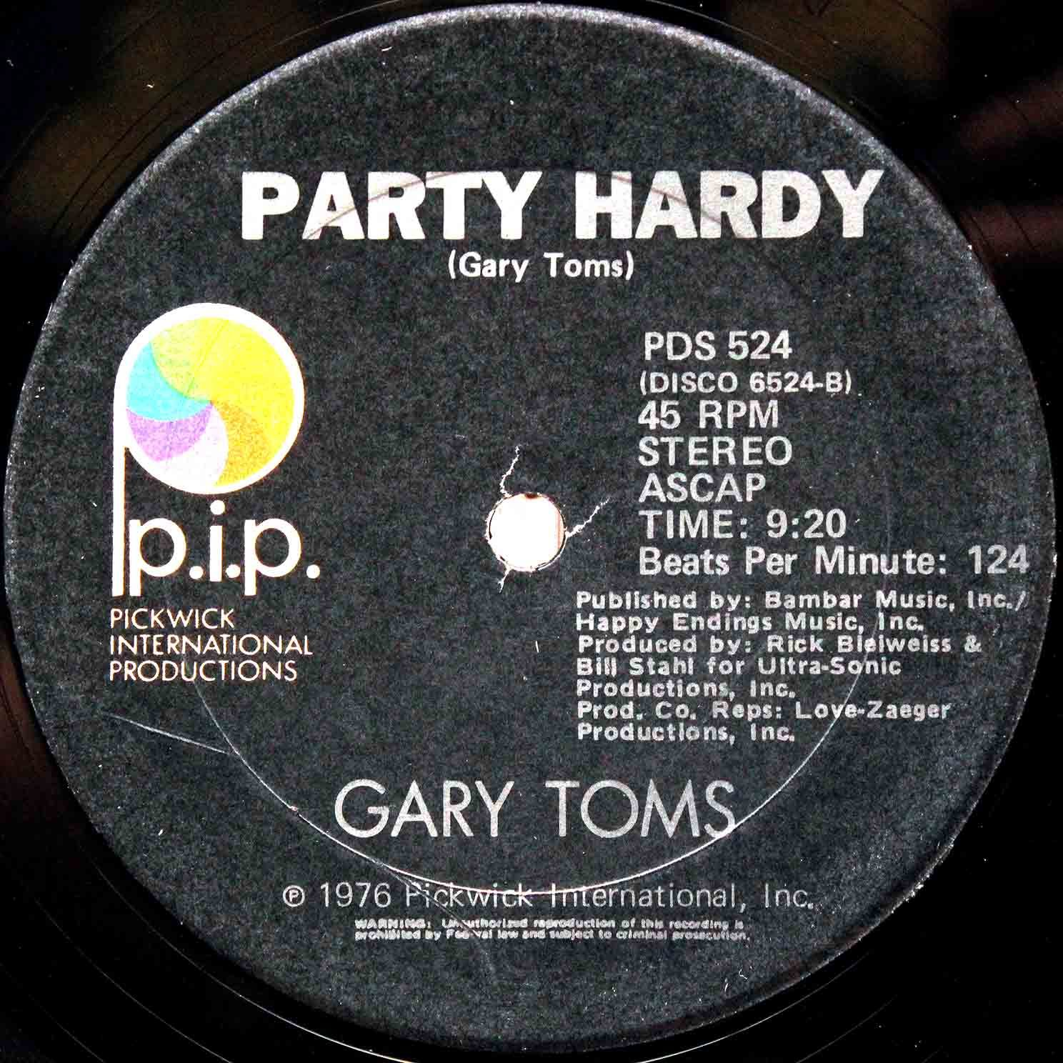 Gary Toms – Stand Up And Shout 04