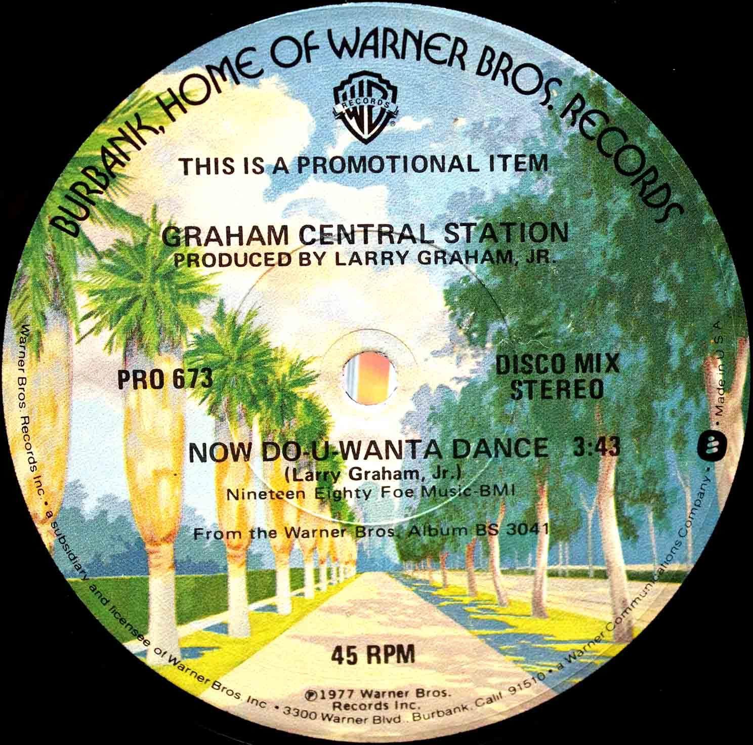 Graham Central Station – Noe Do You Wanna Dance 02