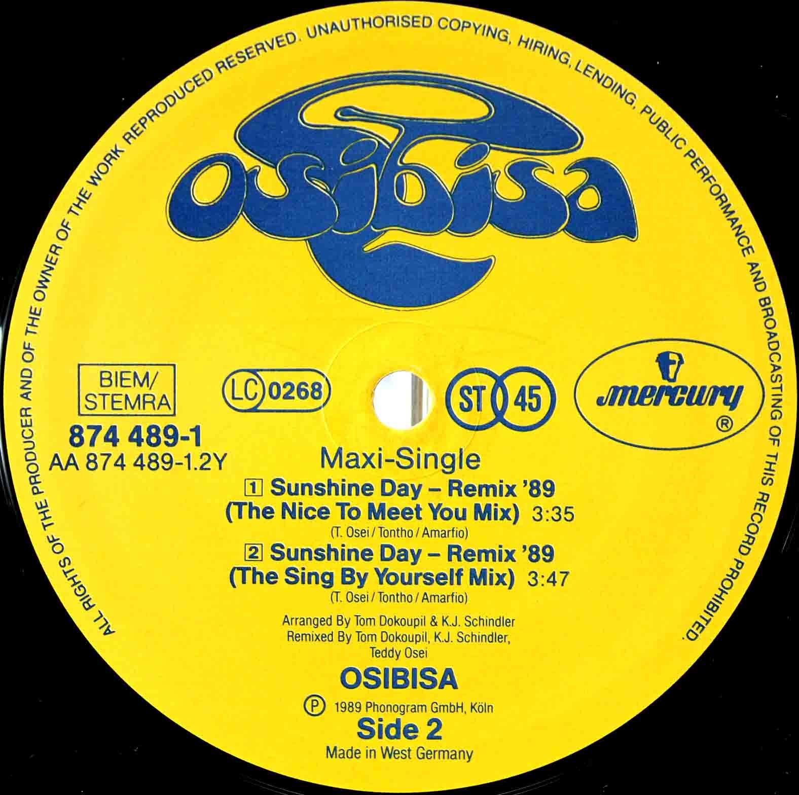 Osibisa – Sunshine Day 04