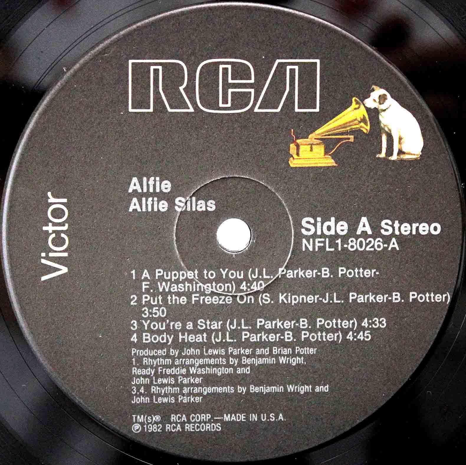 Alfie Silas Alfie 04