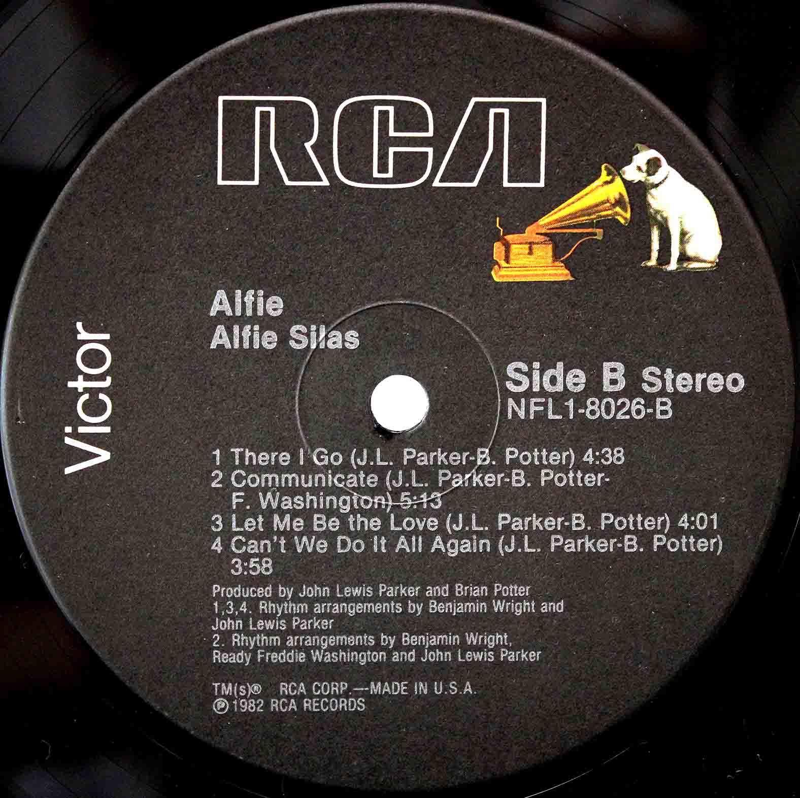 Alfie Silas Alfie 05