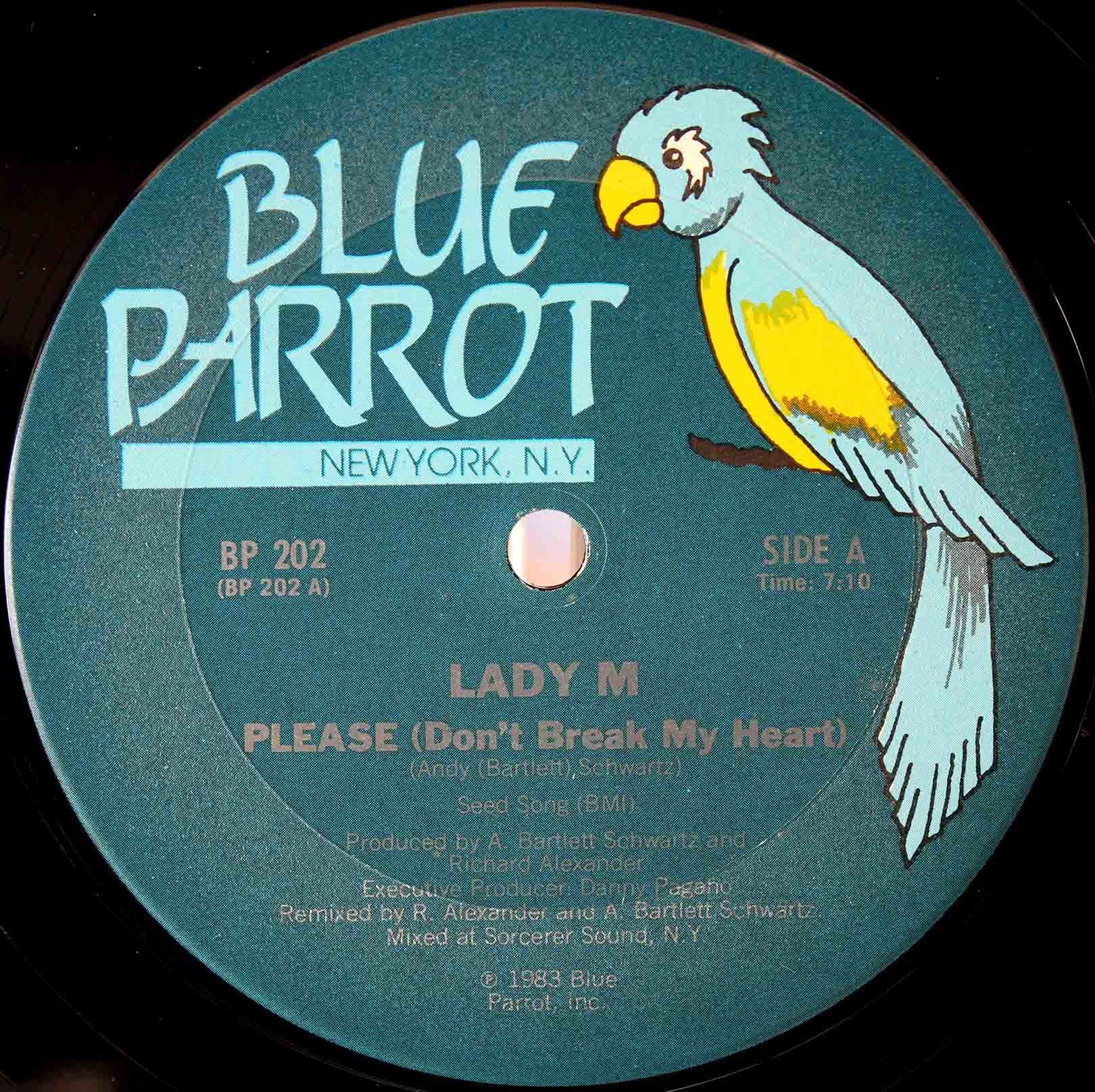 Lady M ‎– Please 03