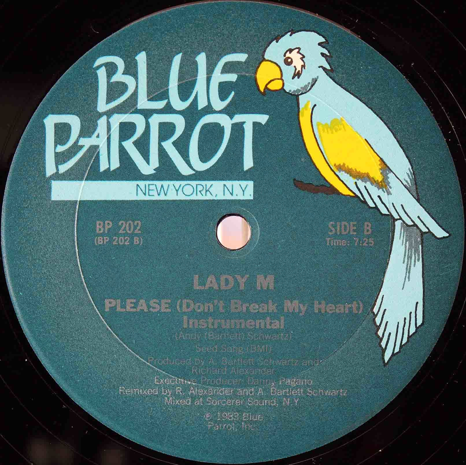 Lady M ‎– Please 04