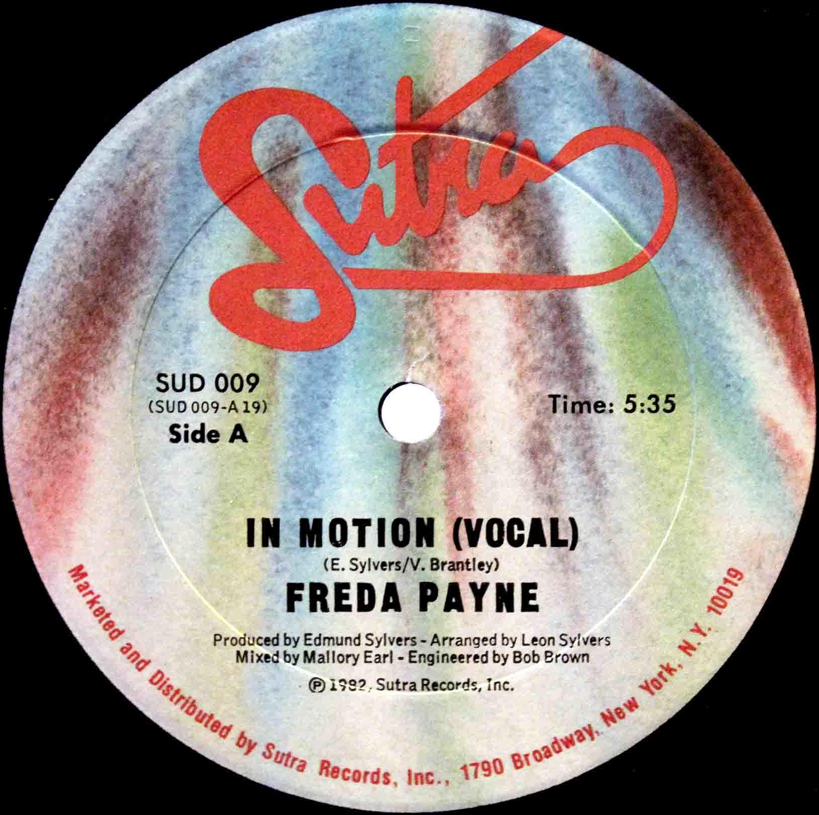 Freda Payne - In Motion 03