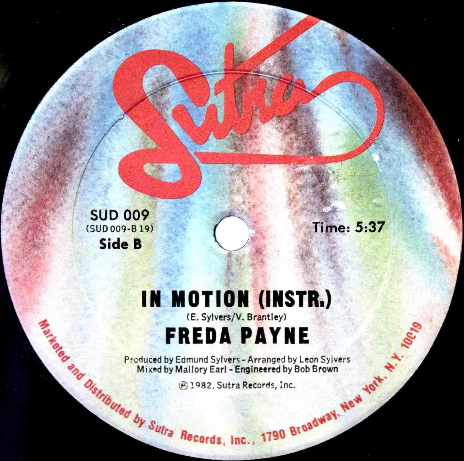 Freda Payne - In Motion 04