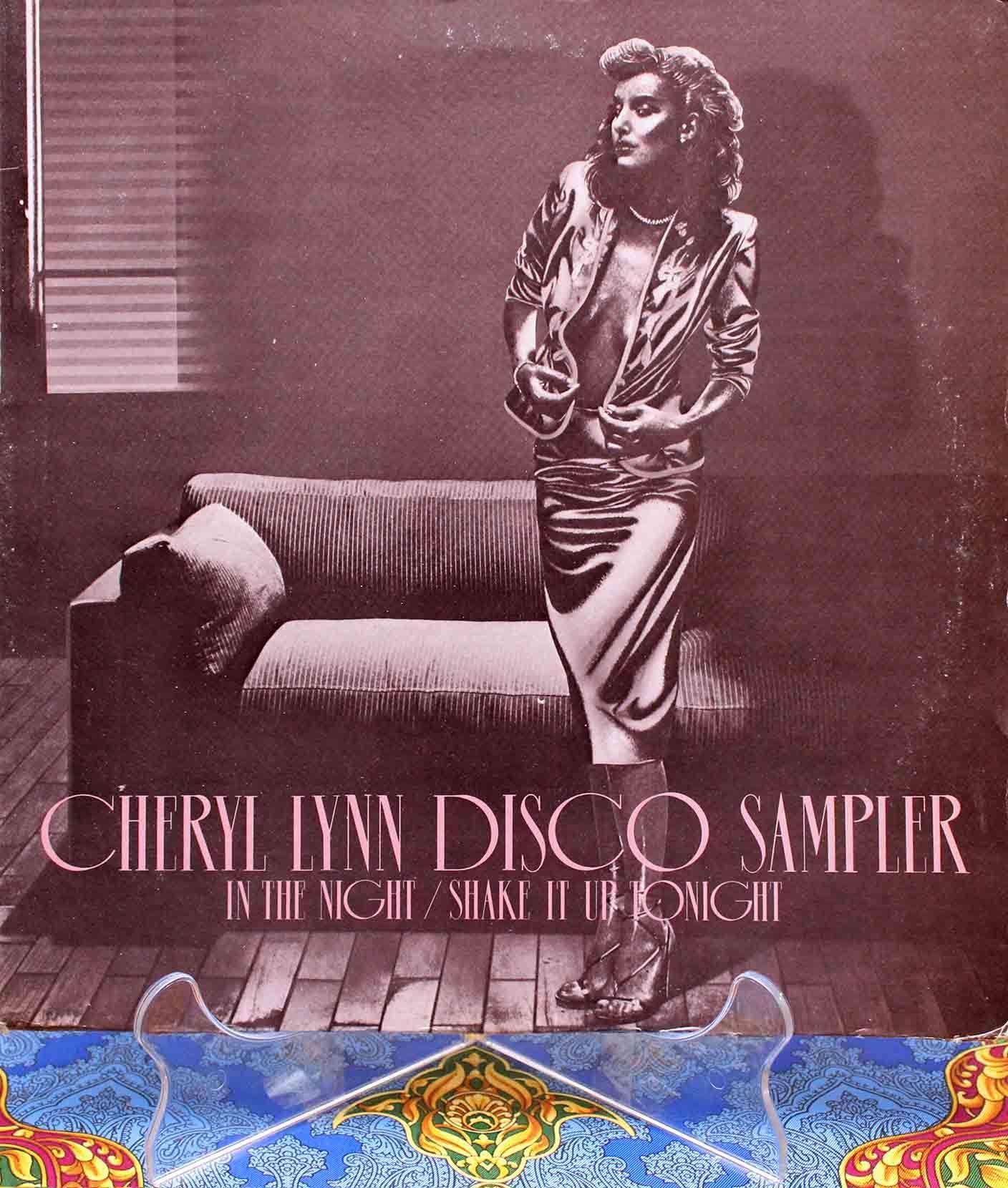 Cheryl Lynn – In The Night 01