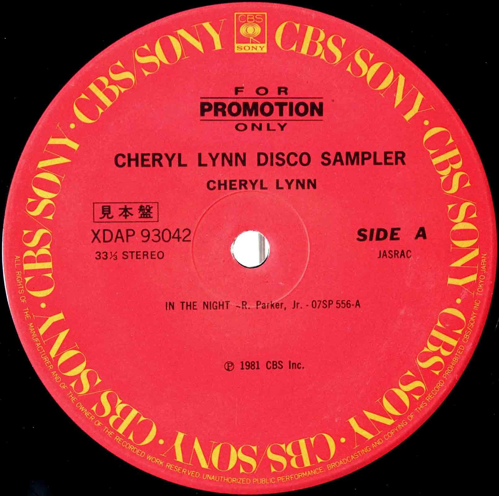 Cheryl Lynn – In The Night 03